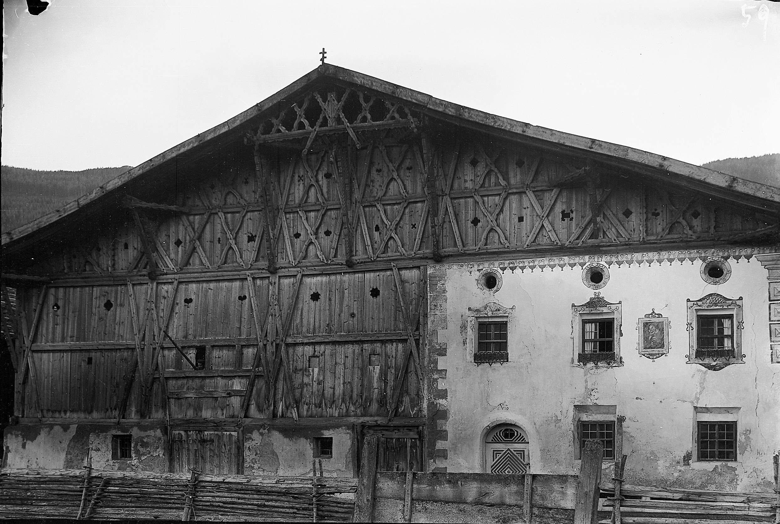 Ein Weiterer Tiroler Bauernhof …