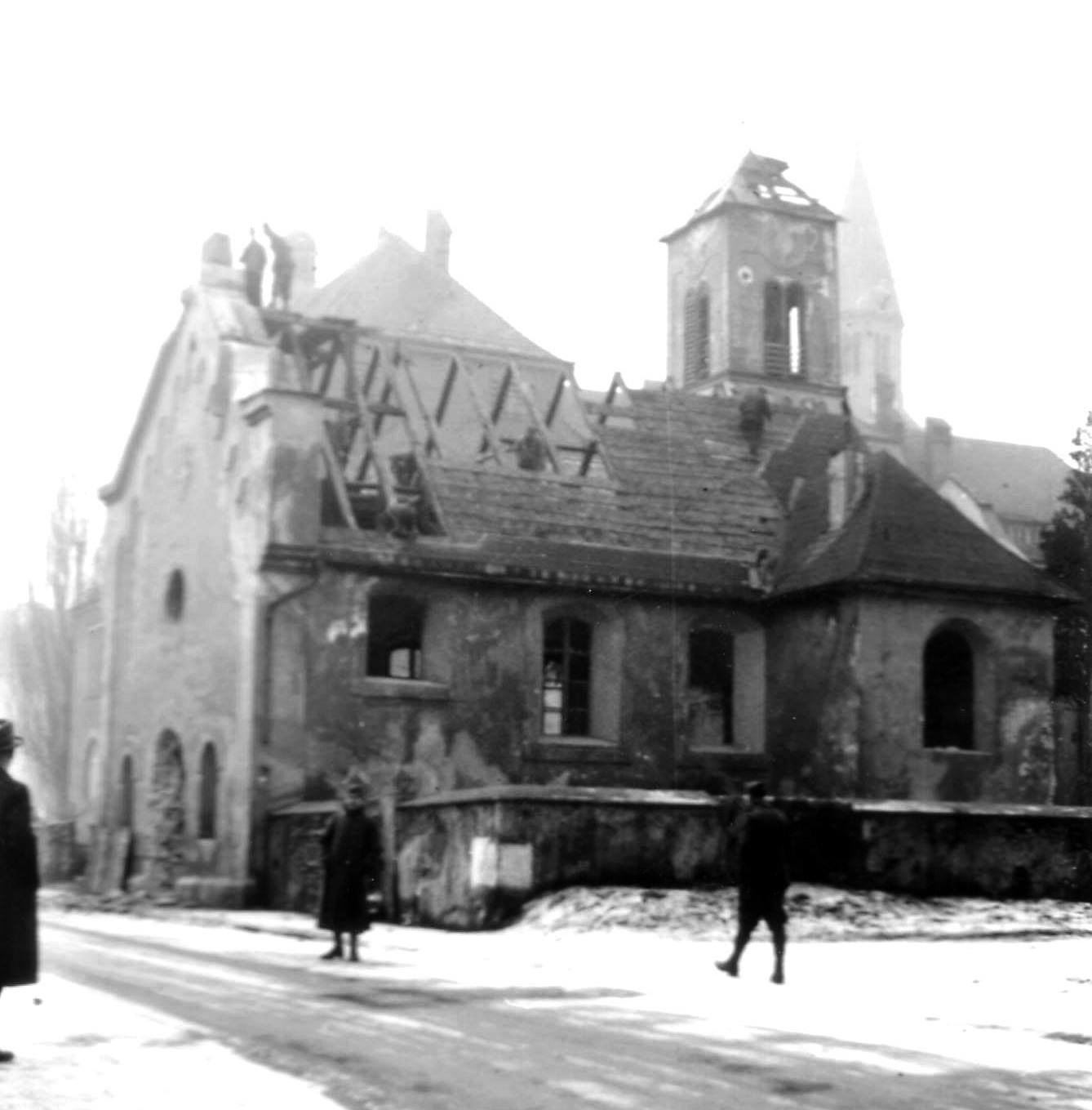 Alte Pradler Pfarrkirche