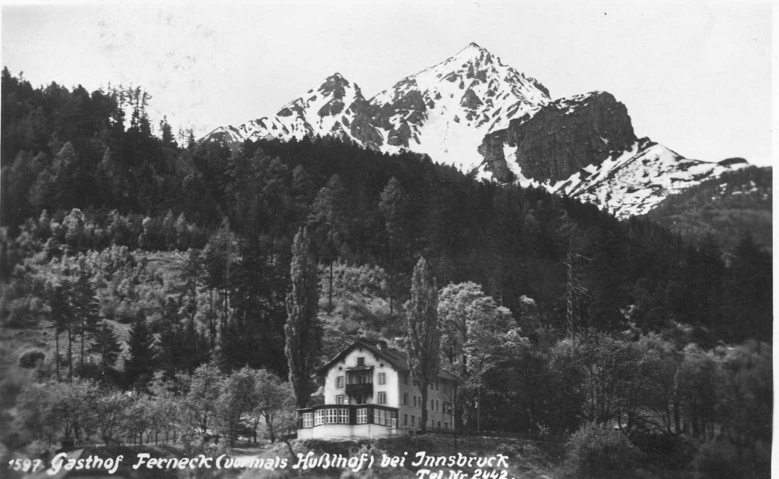 Ein Vergessenes Gasthaus