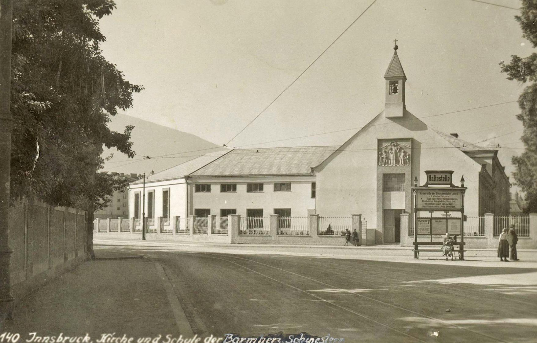 Die Notkirche Im Saggen