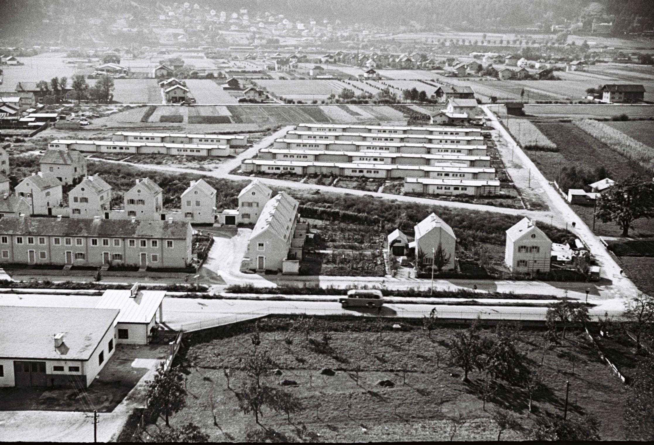 Ein Blick Auf Die Heilig-Jahr-Siedlung