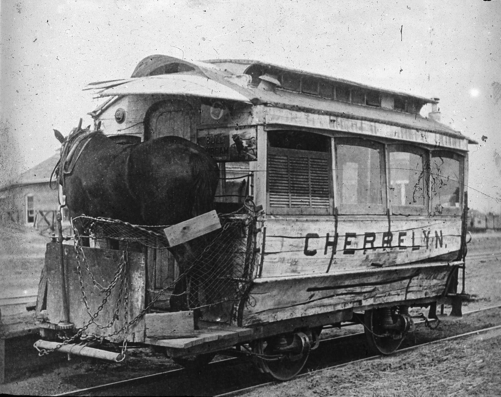 Wie Kommt Das Pferd In Die Eisenbahn?