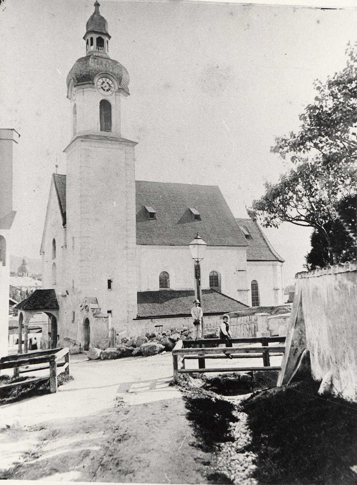 Vormalige Kirche St. Nikolaus