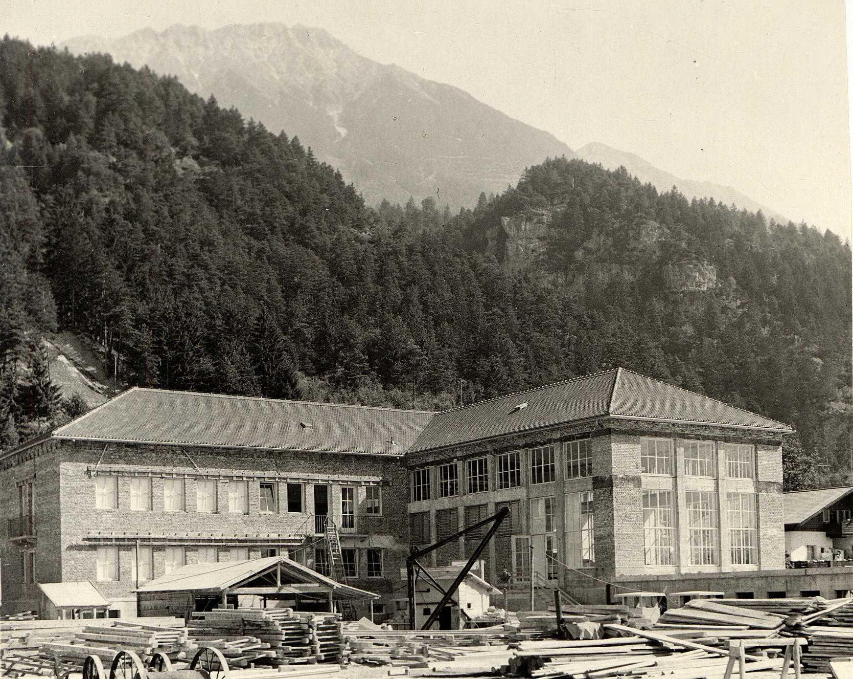 Kraftwerk Mühlau