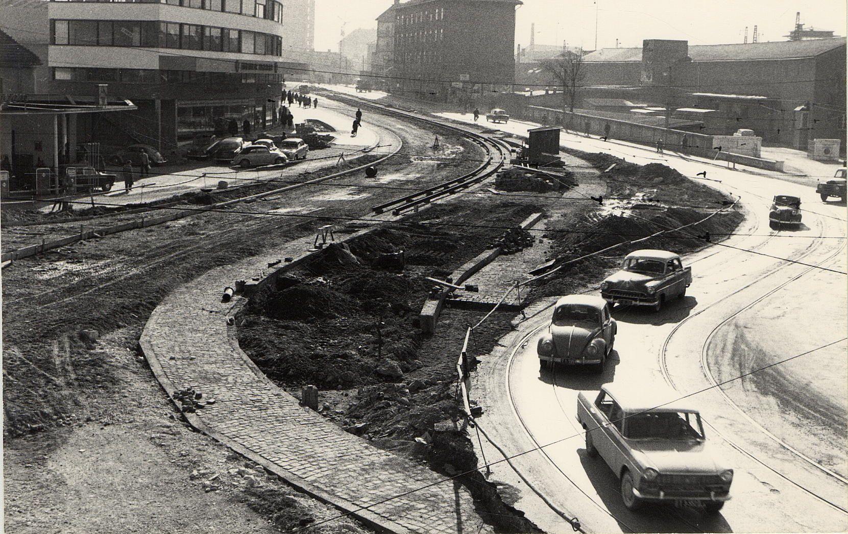 Ein Bisschen Straßenbau