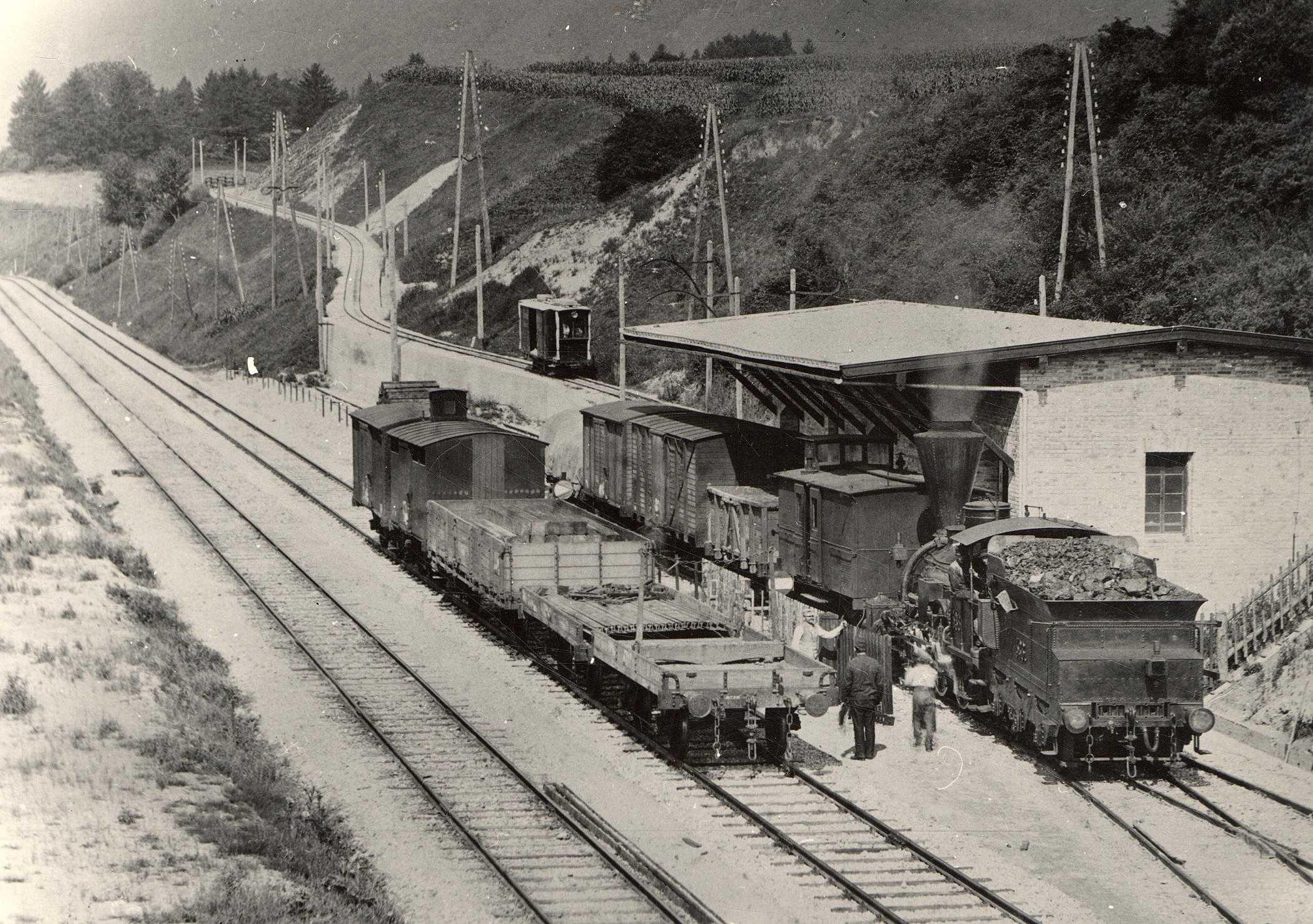 Gleisanlage Zur Alten Rauchmühle