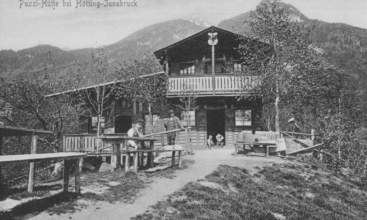 Auf Eine Eiterbeule Zur Buzihütte
