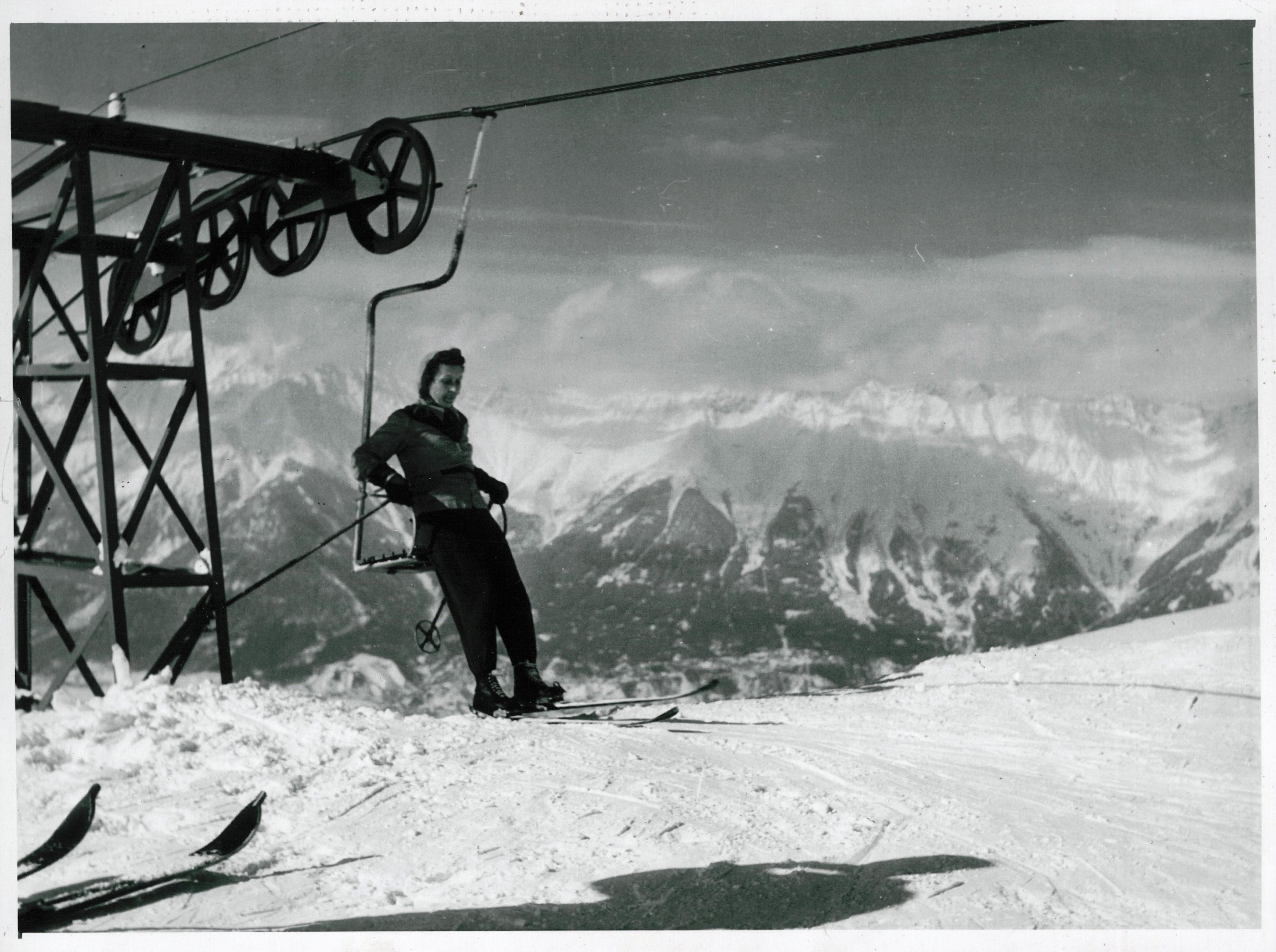 Innsbrucks Bewerbung Für Die Olympischen Winterspiele 1960, Teil 3