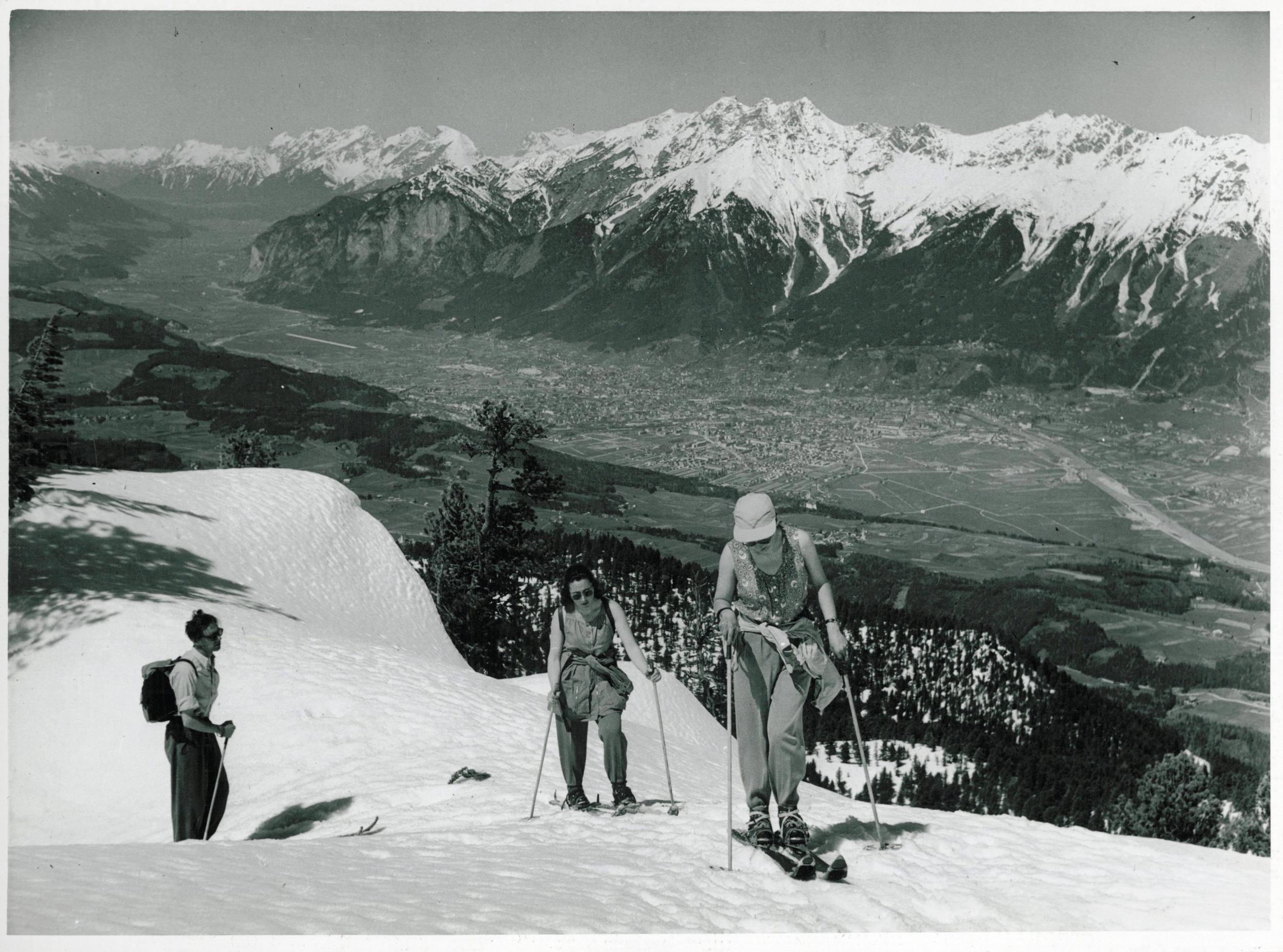 Skitour Im Frühling