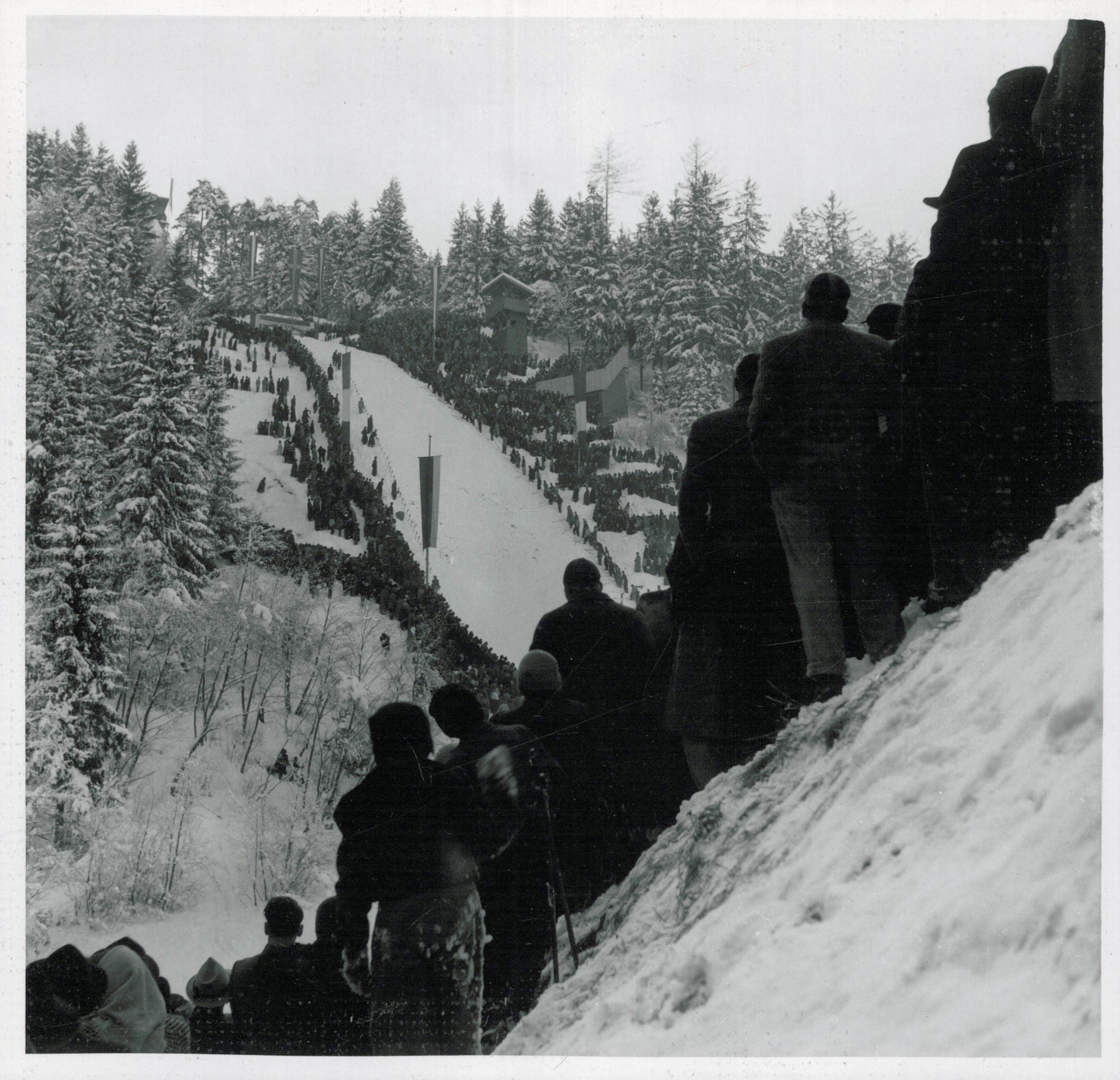 Innsbrucks Bewerbung Für Die Olympischen Winterspiele 1960, Teil 5