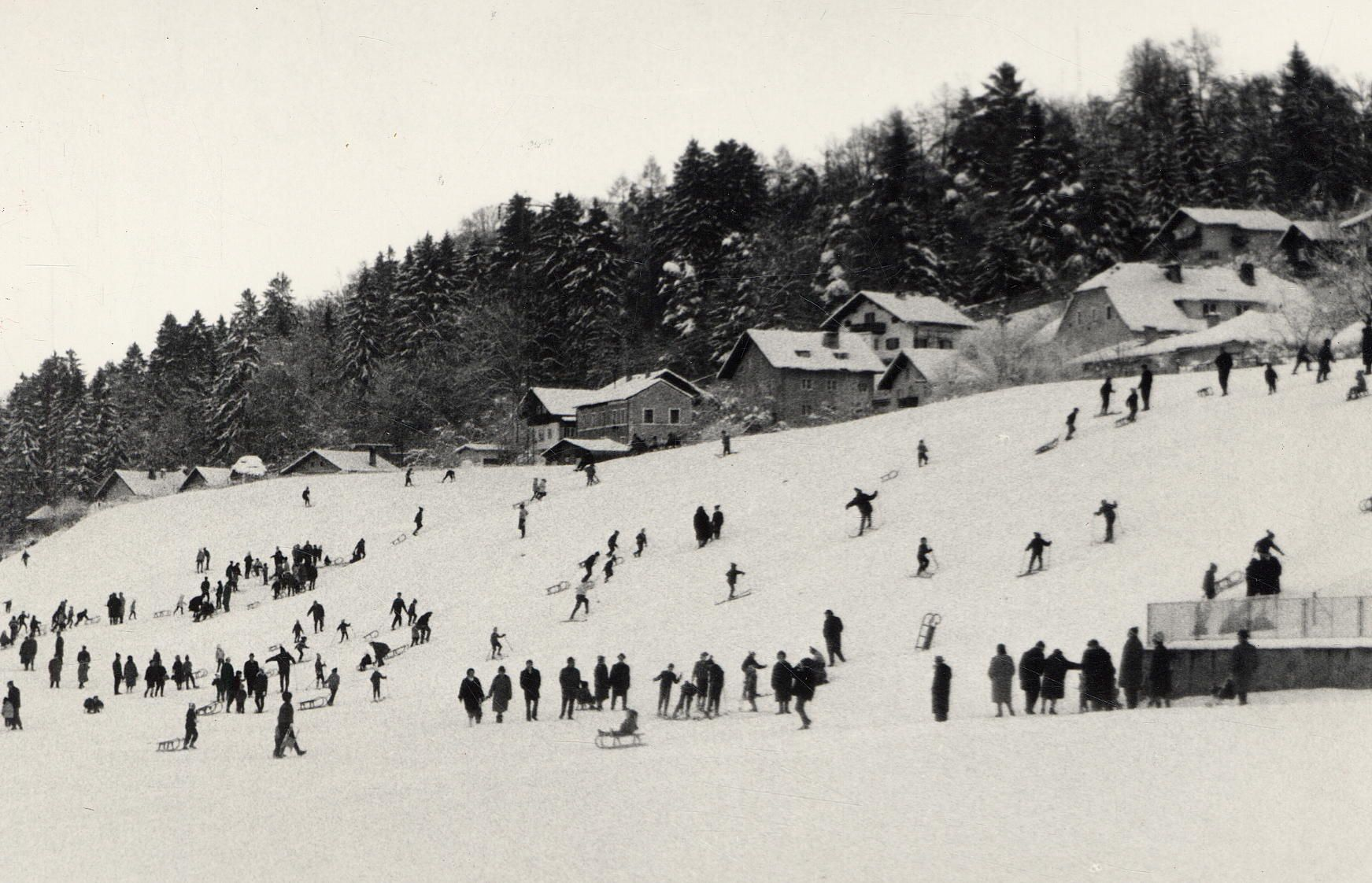Wintersport Anno 1964