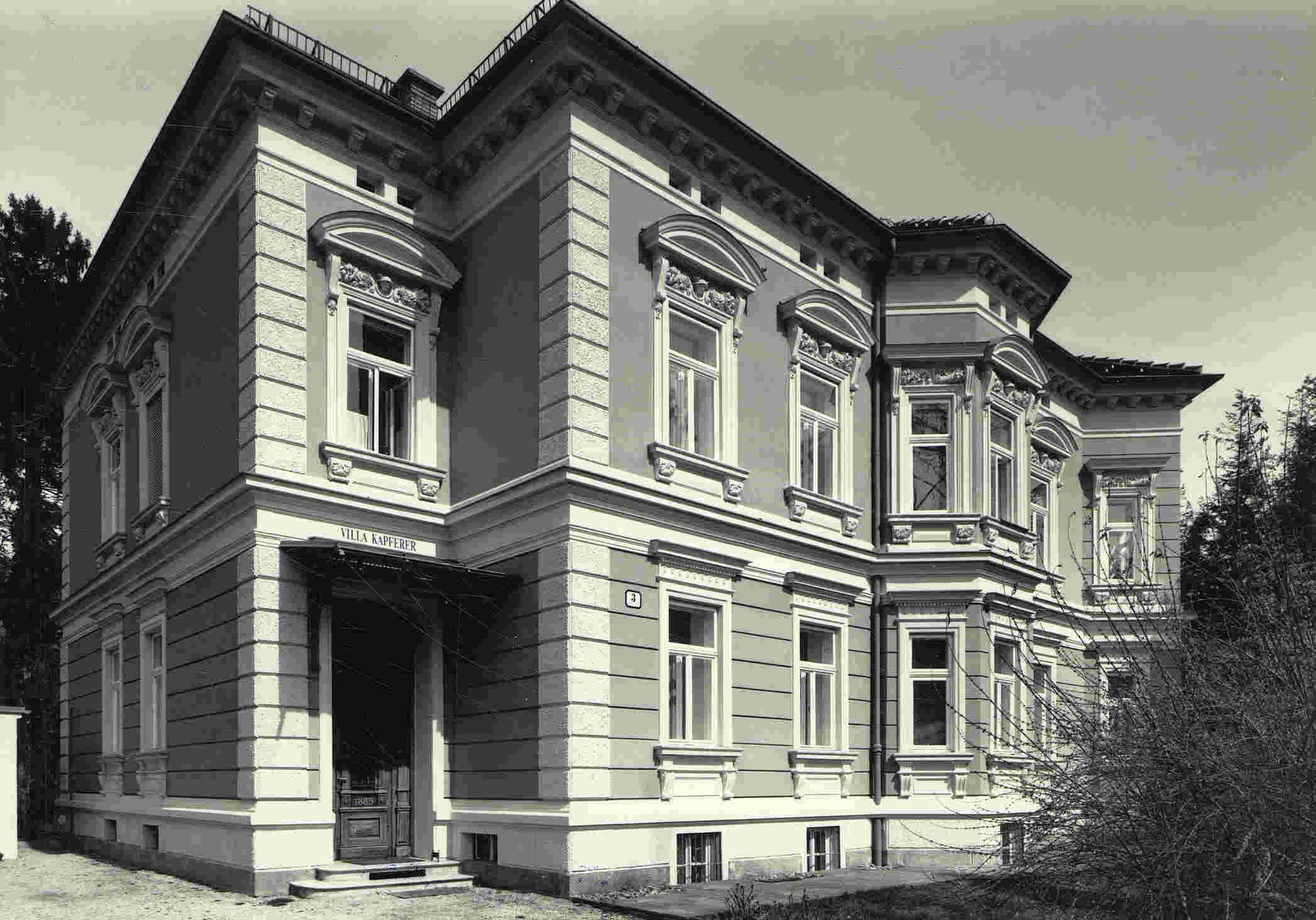 Der Finanzminister Der Stadt Innsbruck