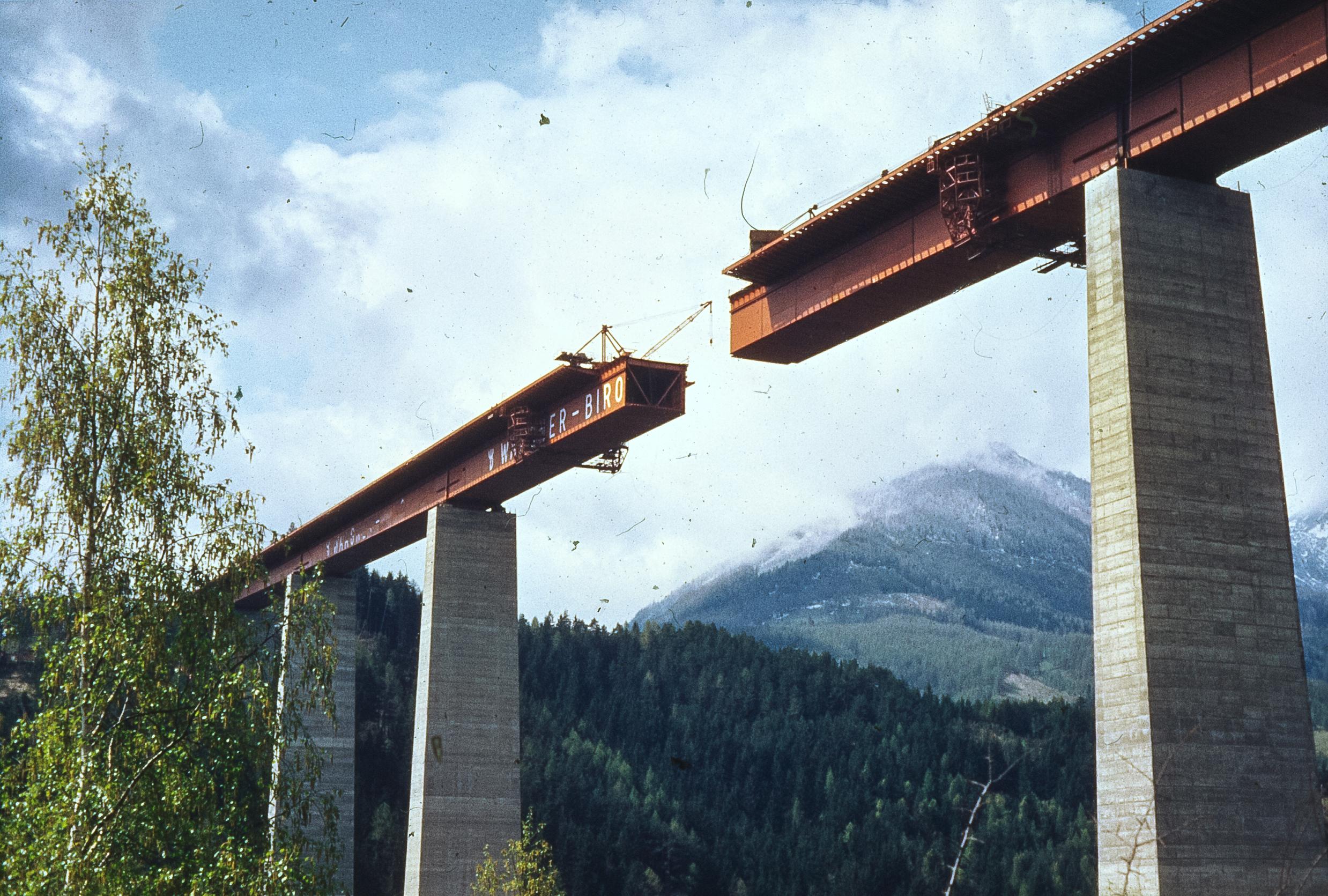 Brennerautobahn Teil I: Innsbruck – Schönberg Und Die Europabrücke