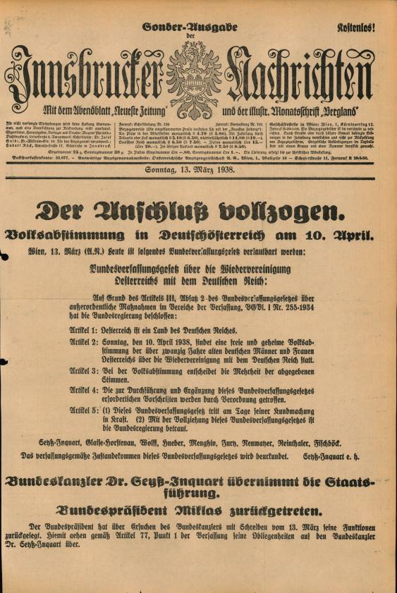 Die Sillgasse Bis 1945 (III.)