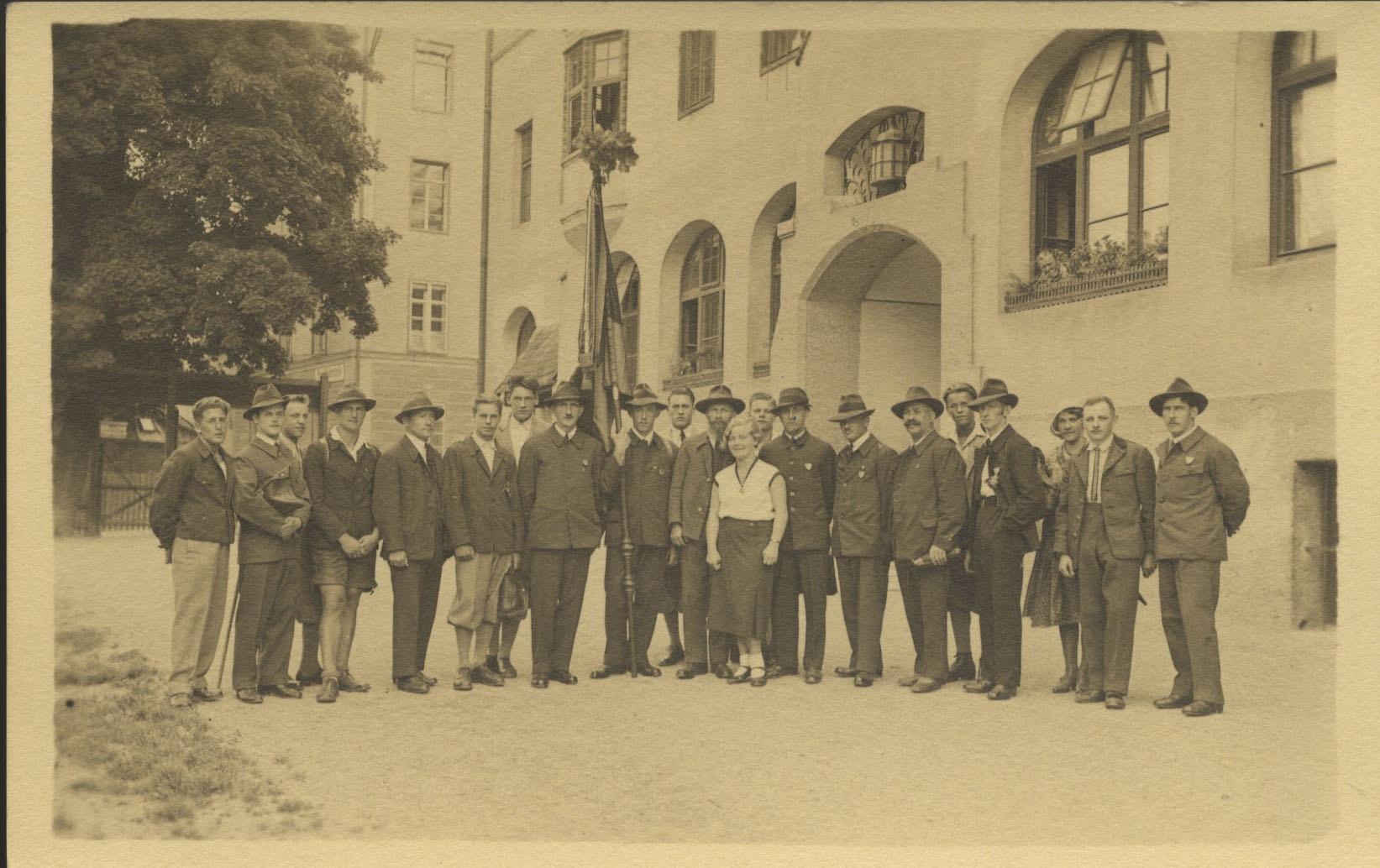 Vereinsportrait Anno 1932