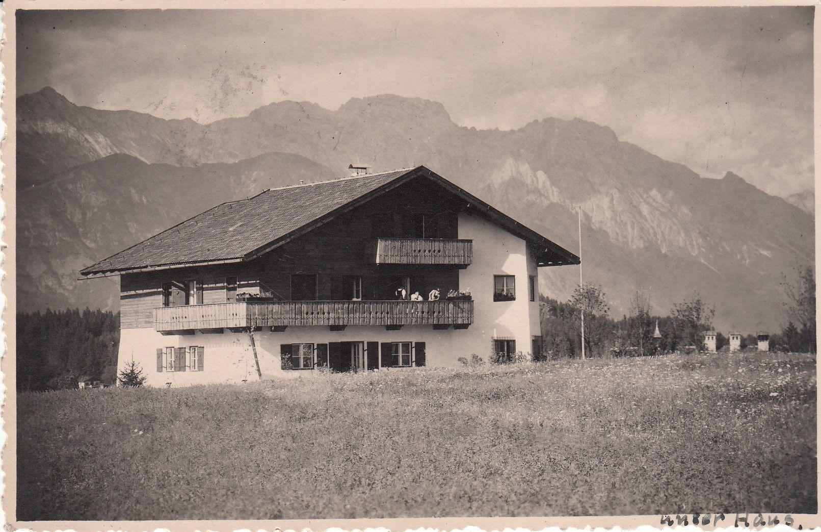 """""""Unser Haus"""""""
