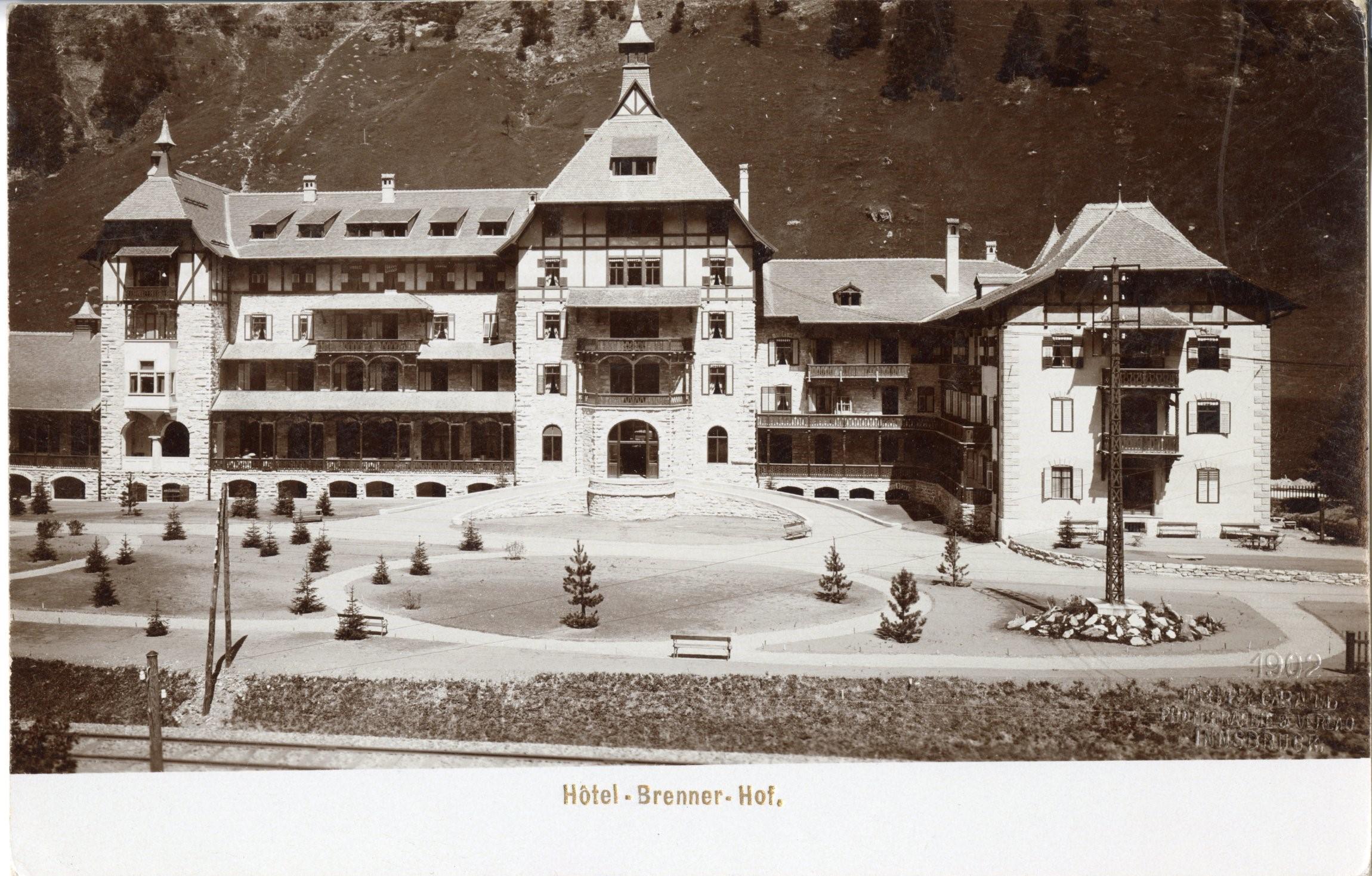 Urlaub Am Brenner?