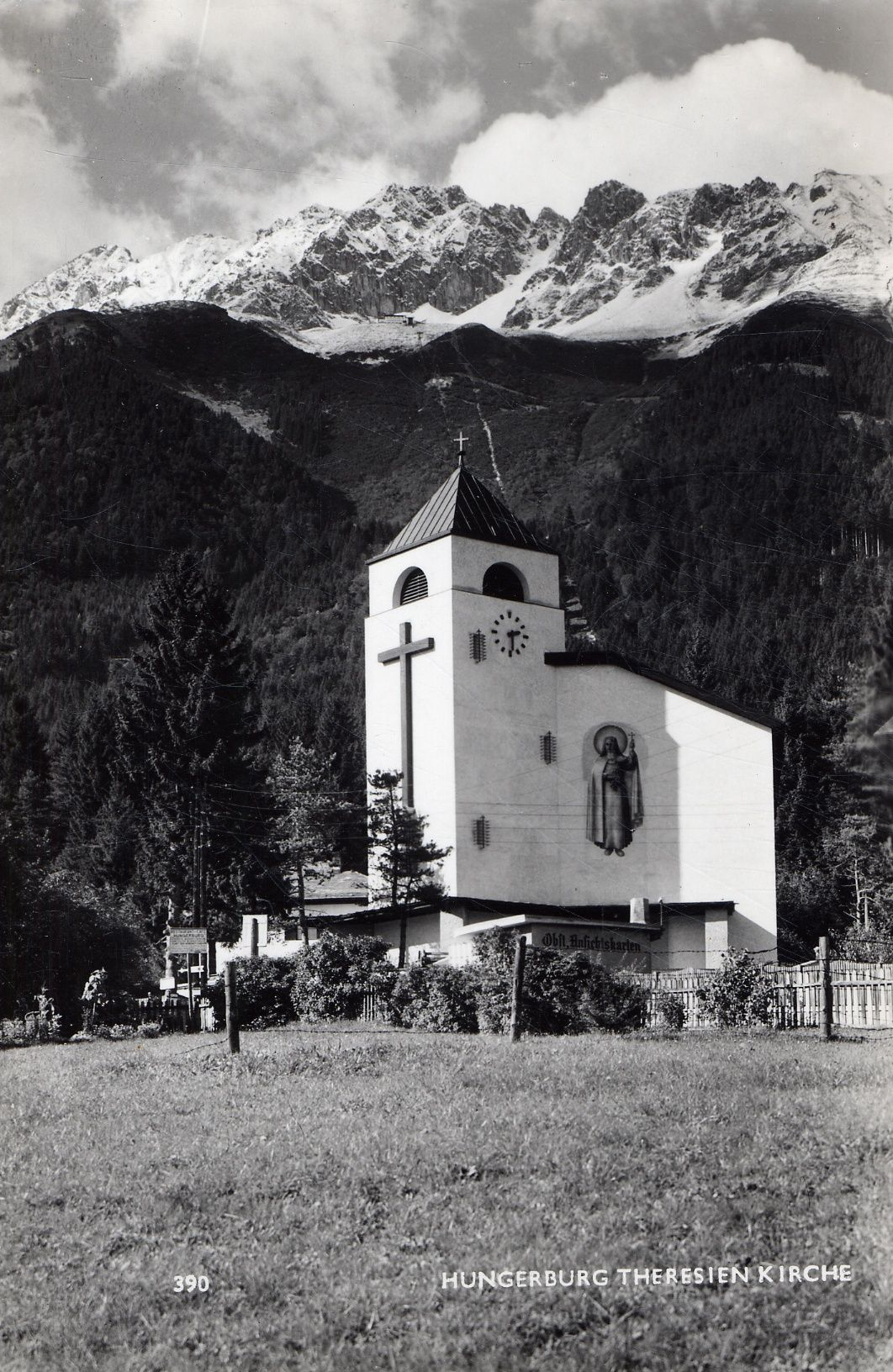 Theresienkirche Auf Der Hungerburg (I)