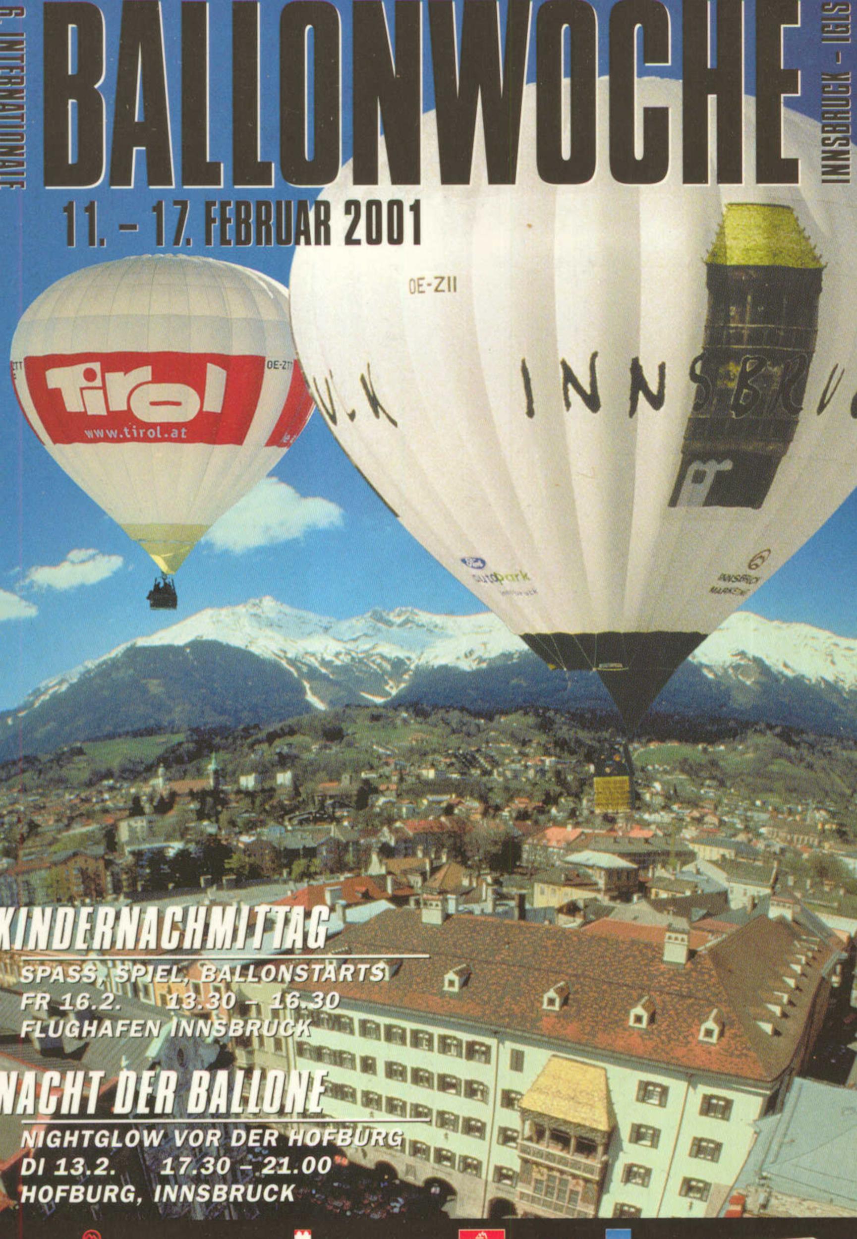 6. Internationale Ballonwoche