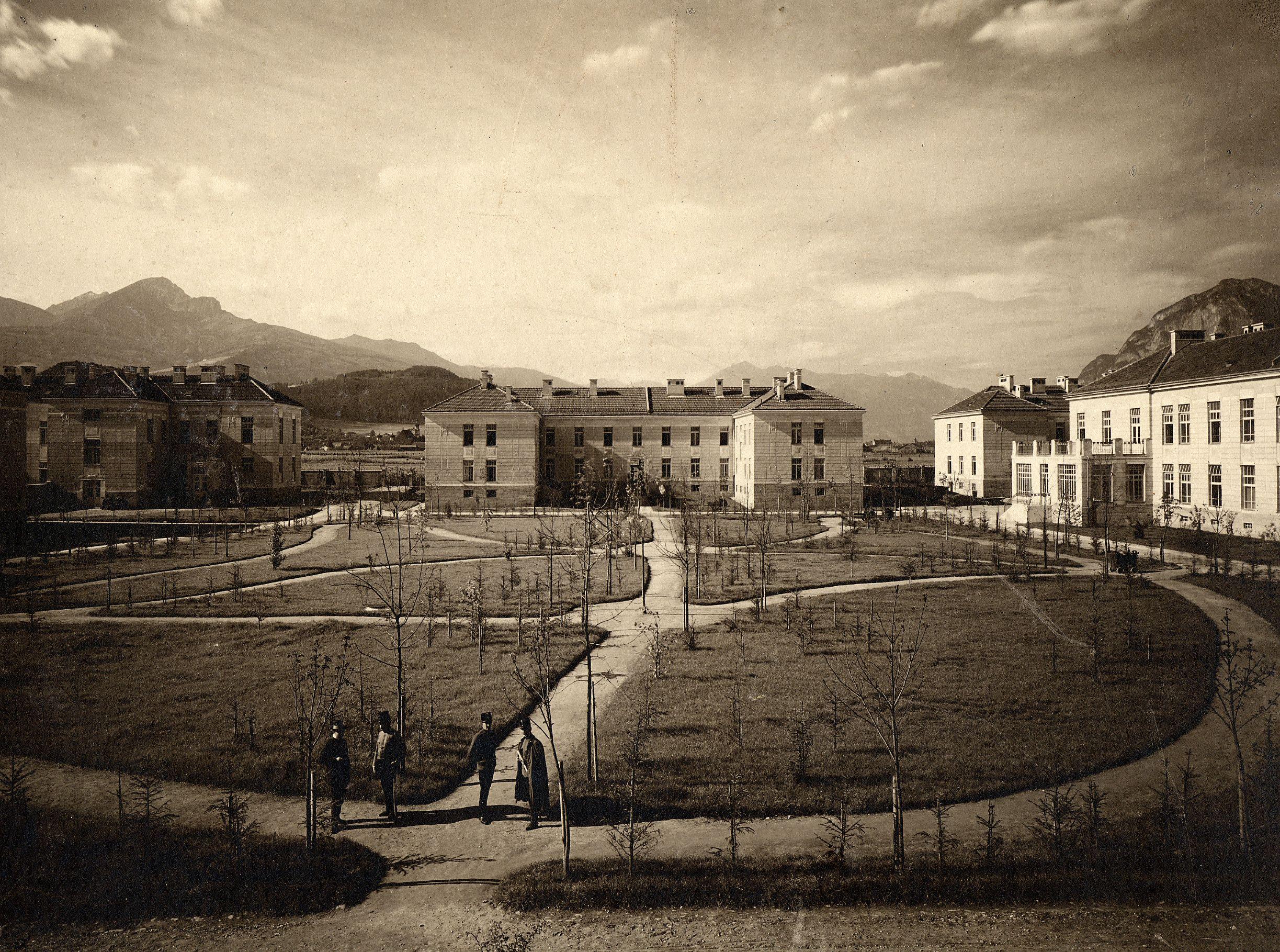 In Aller Stille: Das Garnisonsspital
