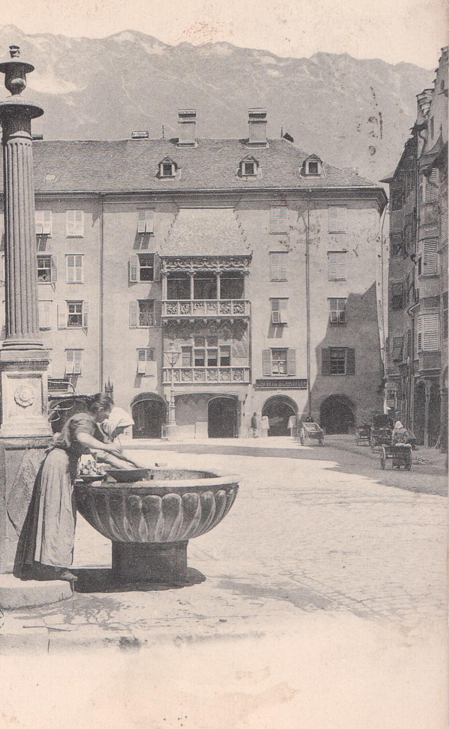 Der Trautsonbrunnen