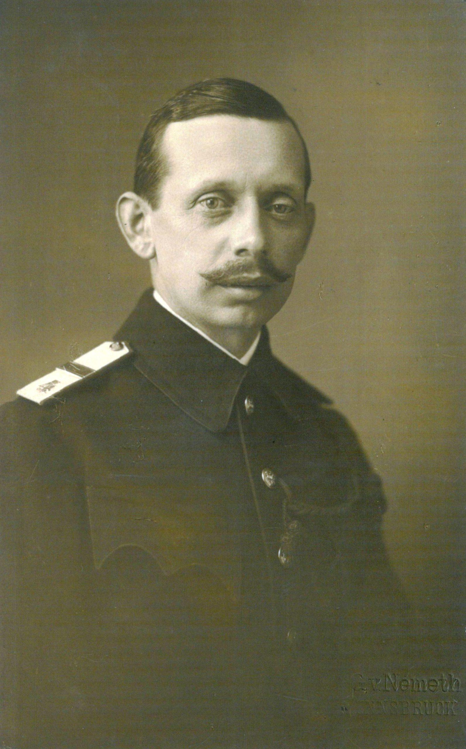 Julius Pitscheider – Ein Feuerwehrpionier