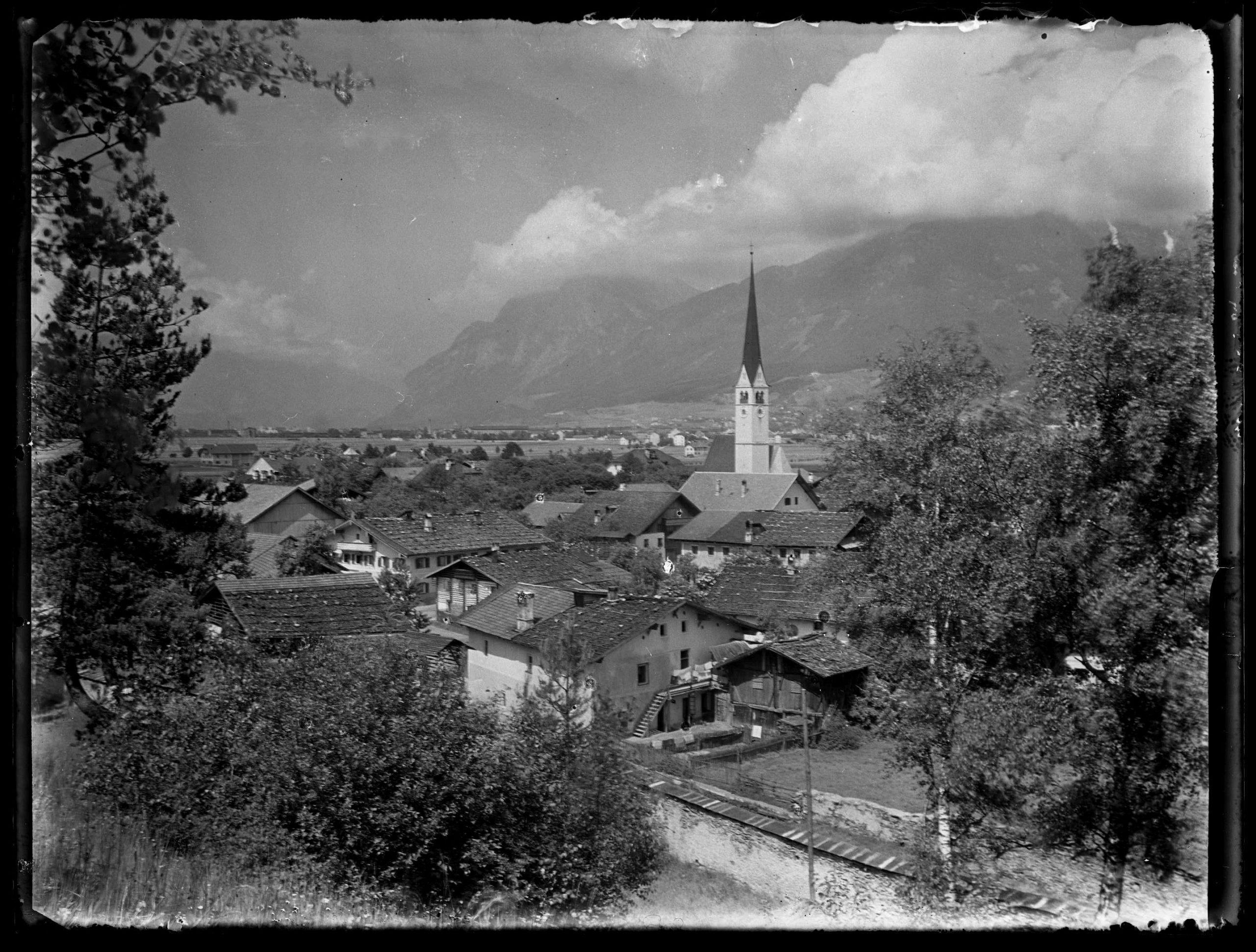 Ein Dorf In Der Stadt