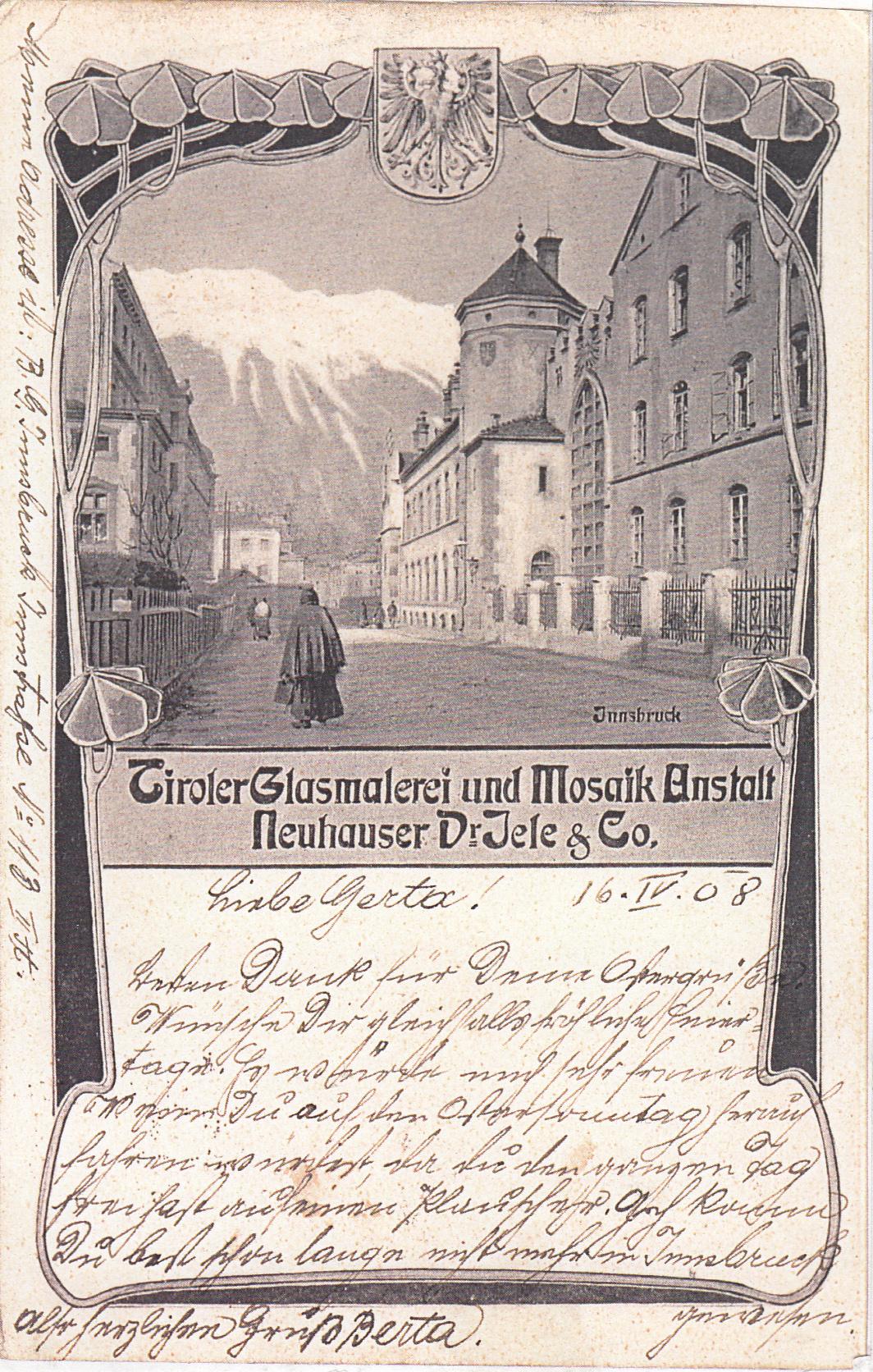 Ein Weltunternehmen Aus Innsbruck
