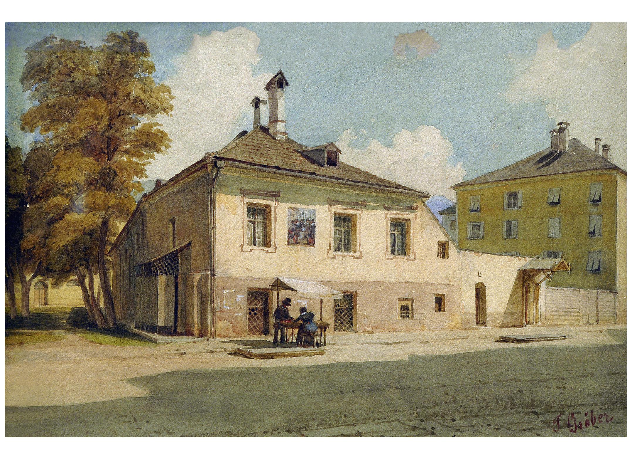 Ein Blick Ins 19. Jahrhundert – I