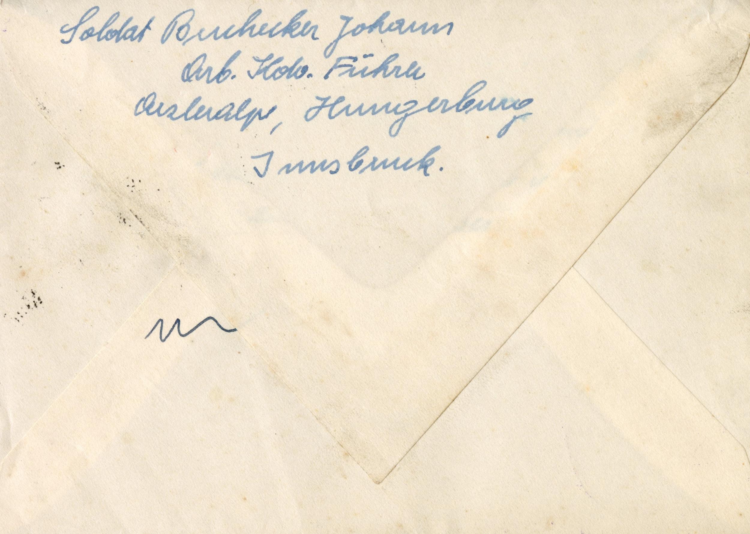 Ein Brief Und Viele Fragen
