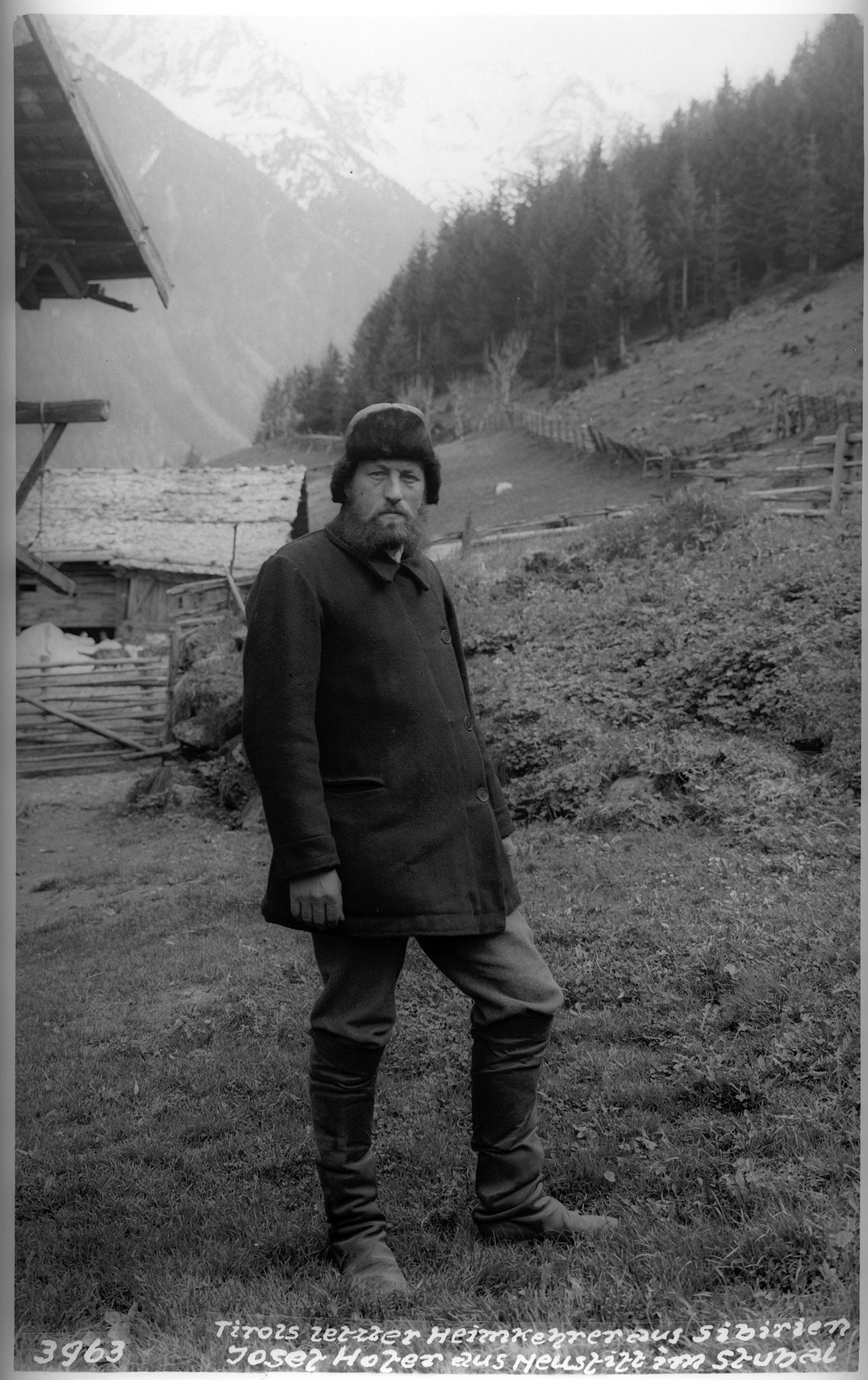 """""""Was Ein Tiroler In Sibirien Erlebte"""""""