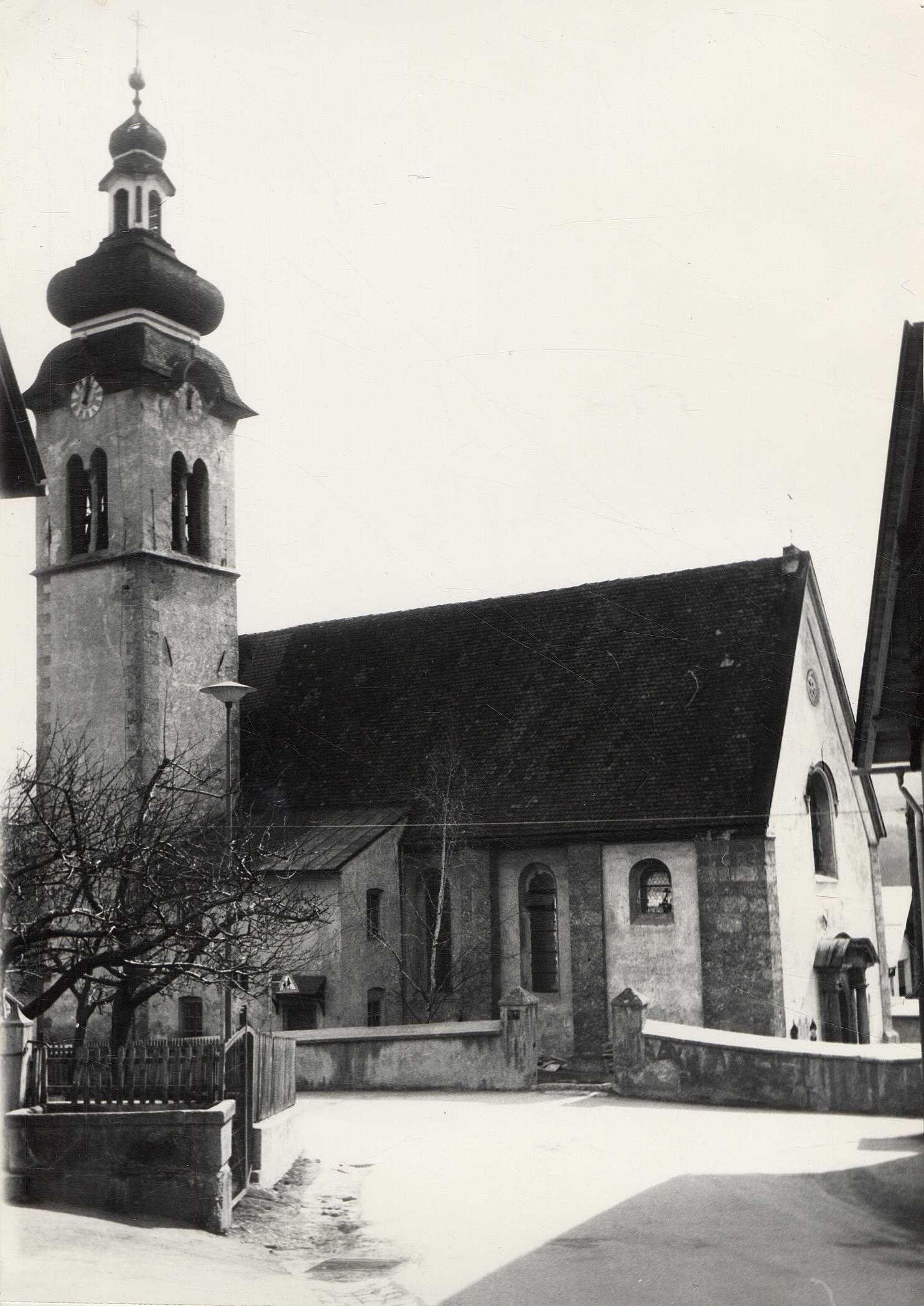 Pfarrkirche Von Arzl