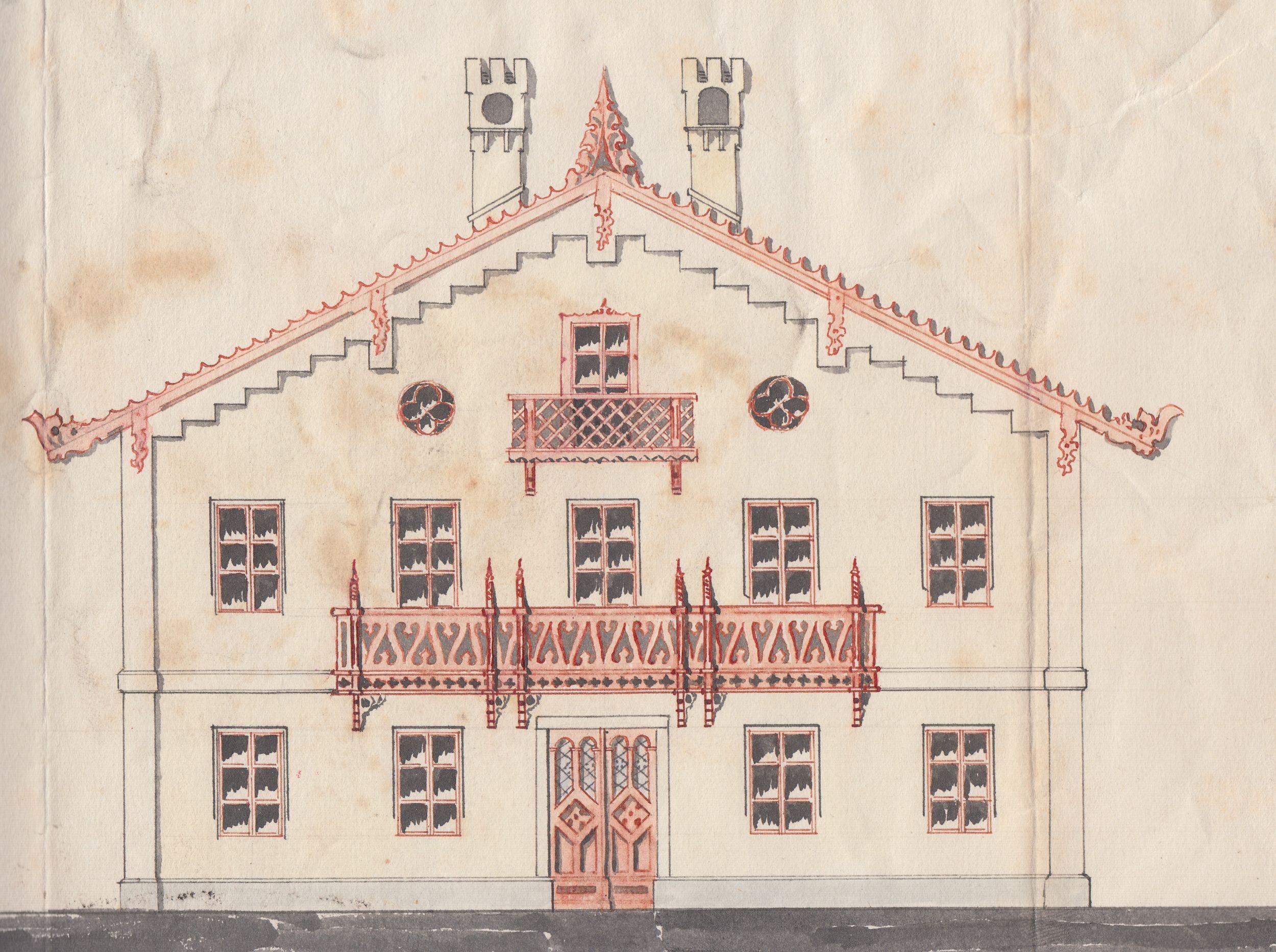 Plan Sucht Haus II