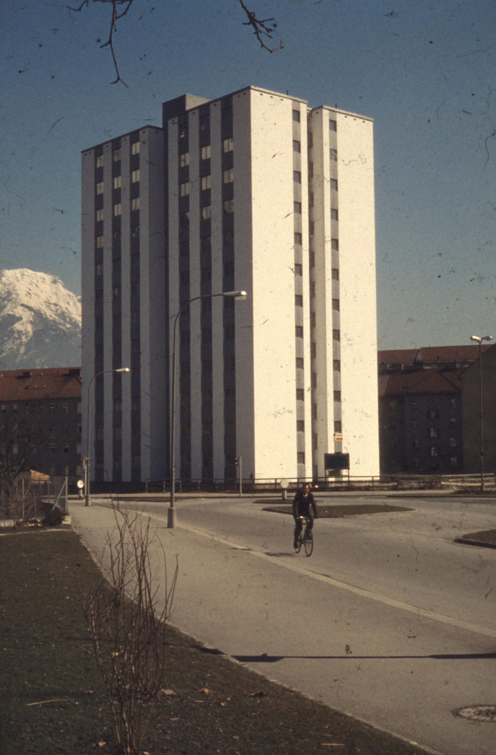 Die Moderne In Innsbruck