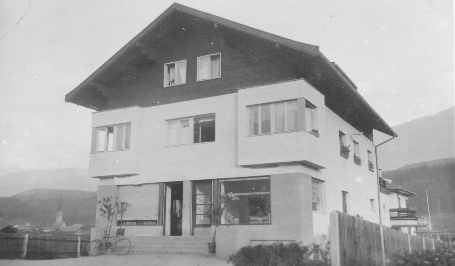 Ein Stattliches Haus