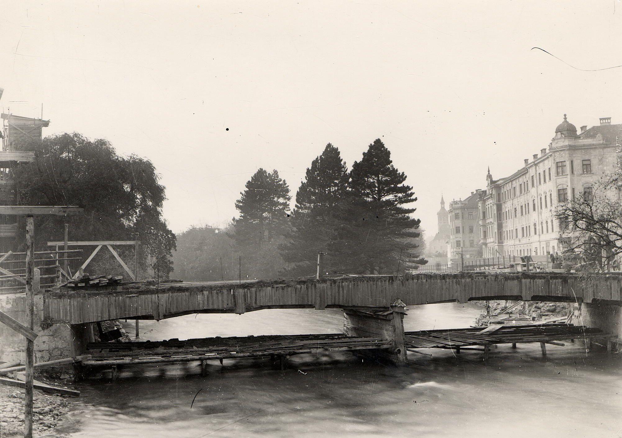 Das Ende Einer Brücke