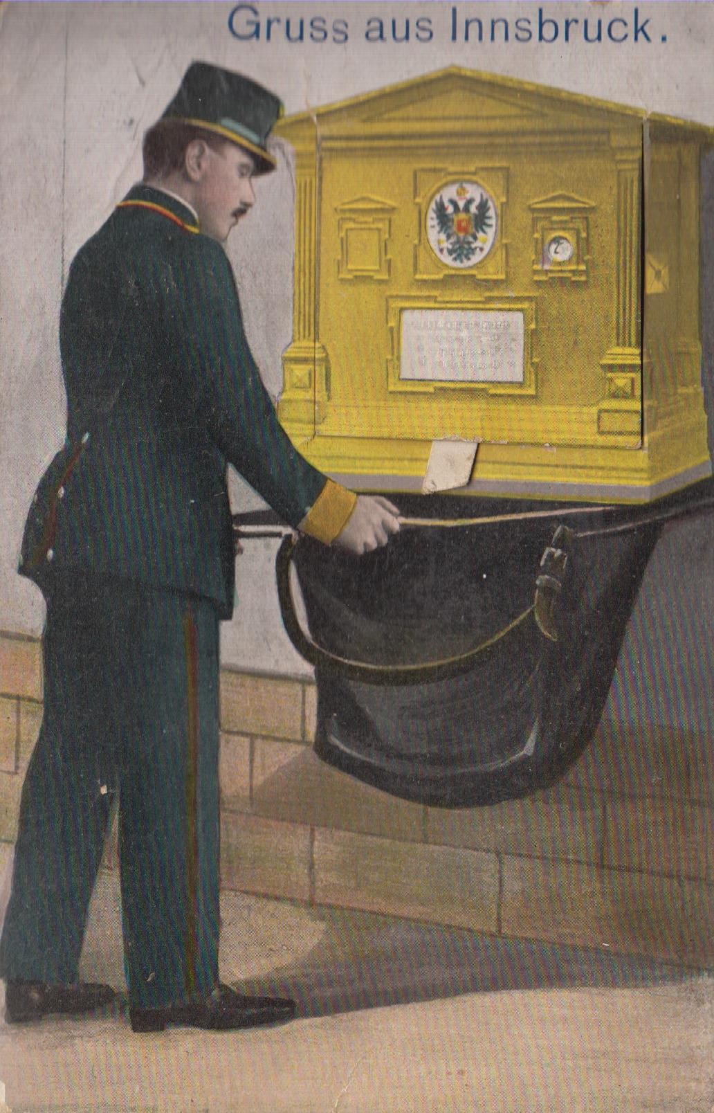 Wenn Der Postmann Zweimal Klingelt