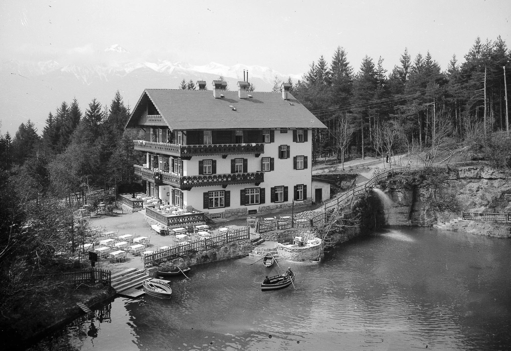 Hungerburgsee