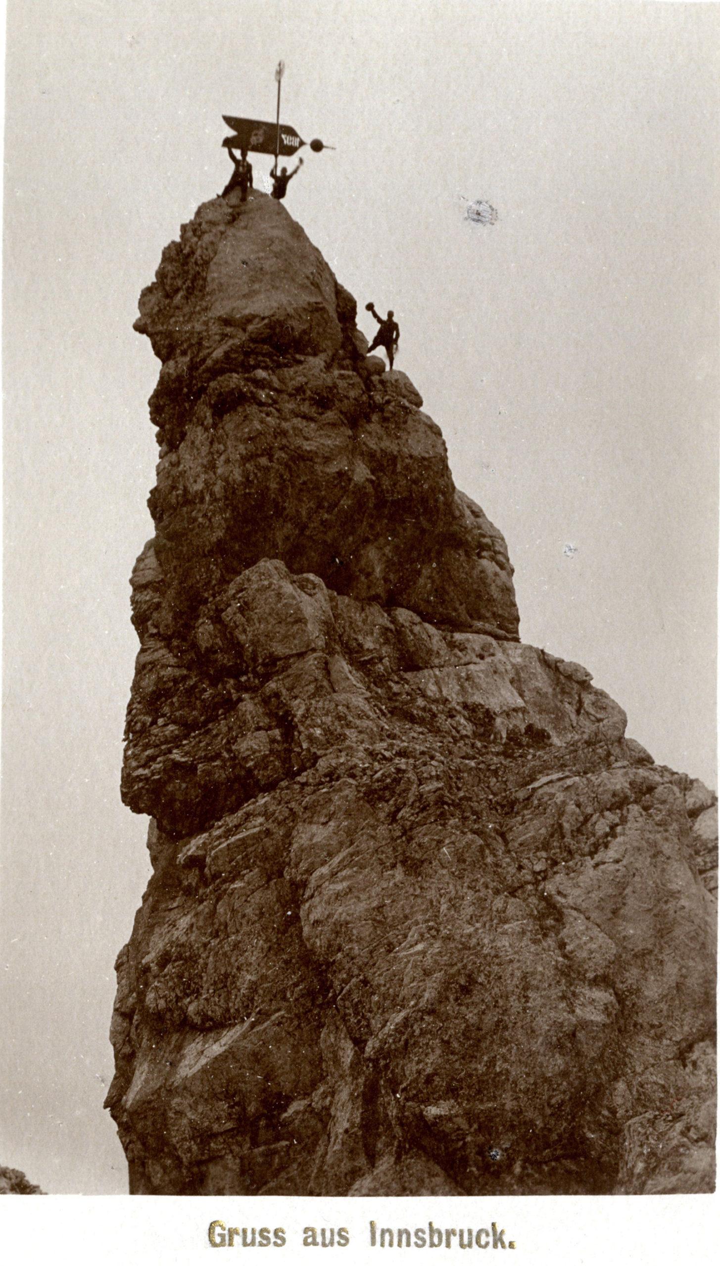 Am Gipfel Der Frau Hitt