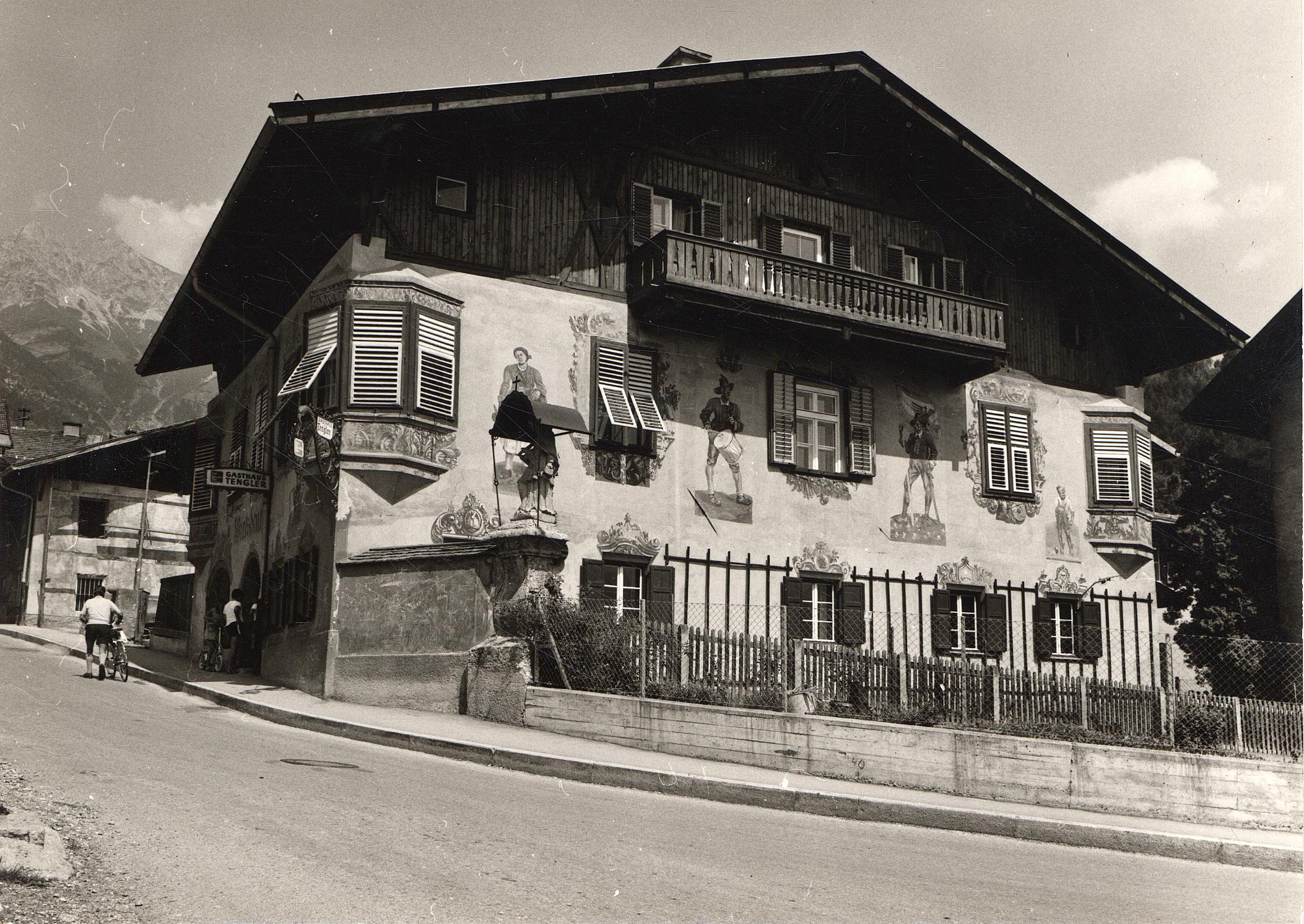 """Gasthaus """"Tengler"""" In Hötting"""