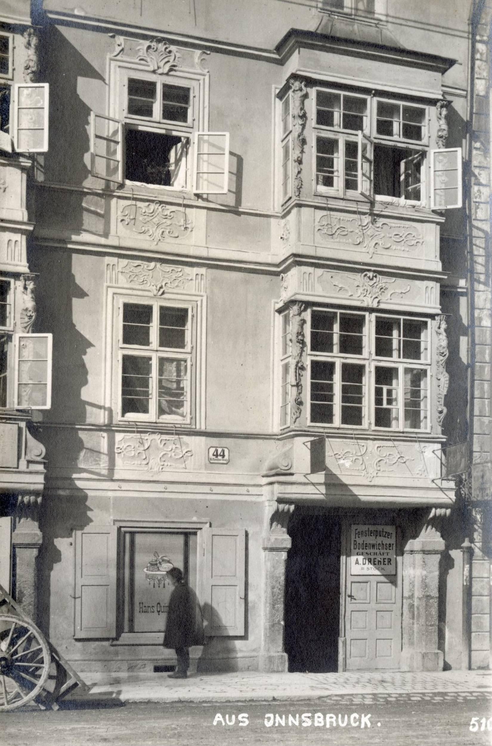 Erstes Innsbrucker Reinigungsinstitut Alois Dreher