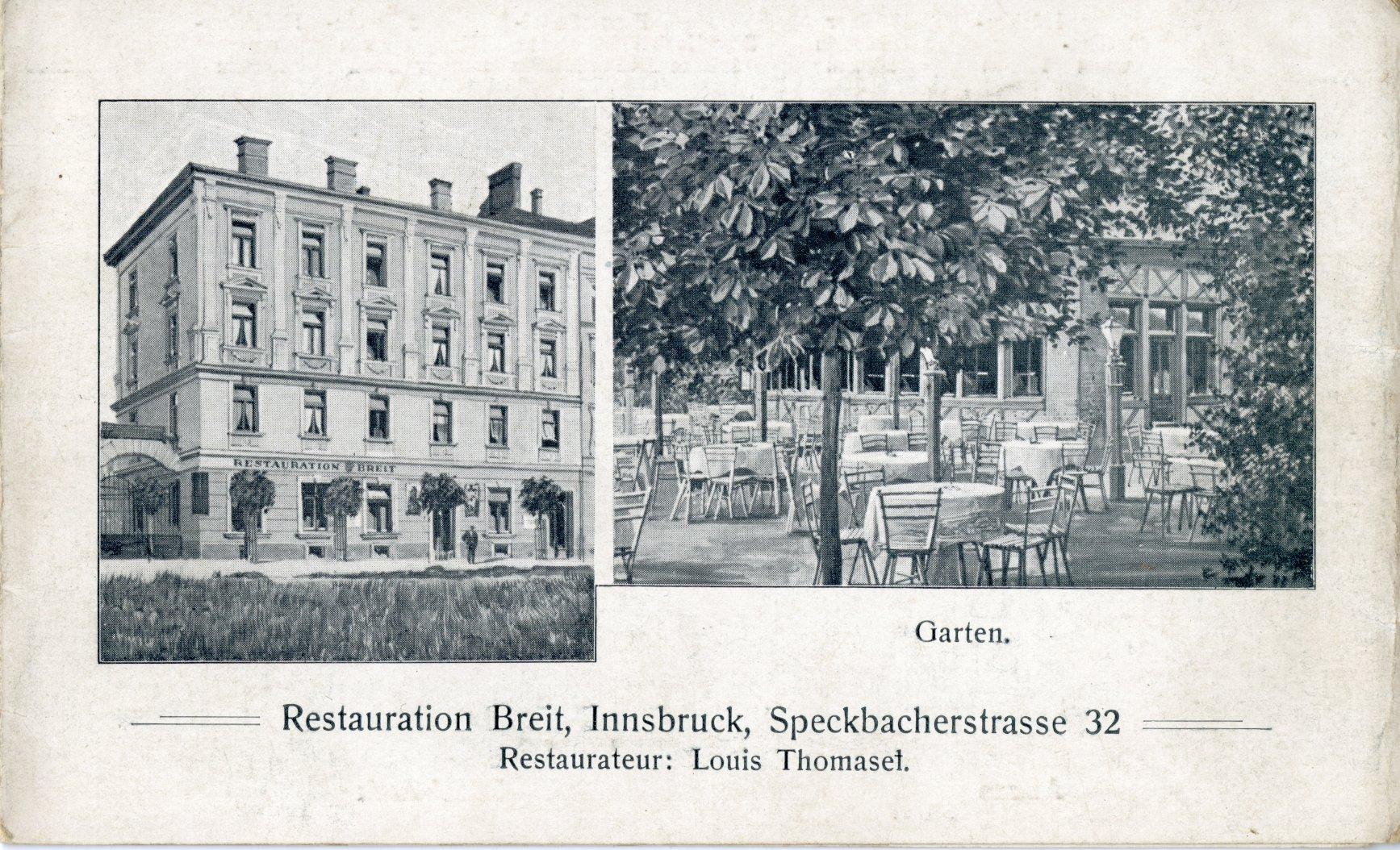 """Gasthaus """"Breit"""""""
