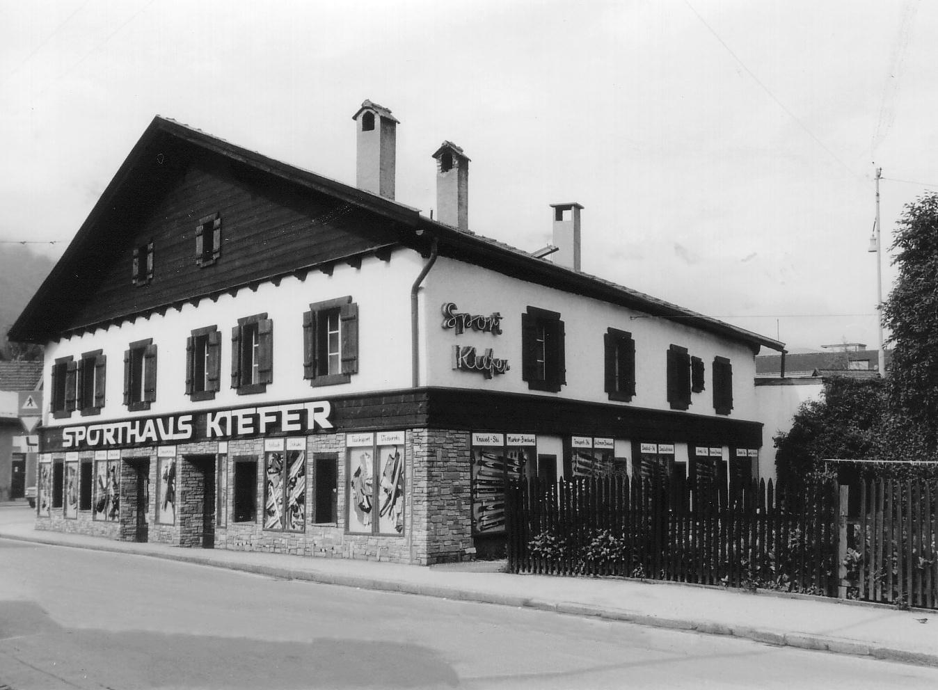 Sporthaus Kiefer In Pradl