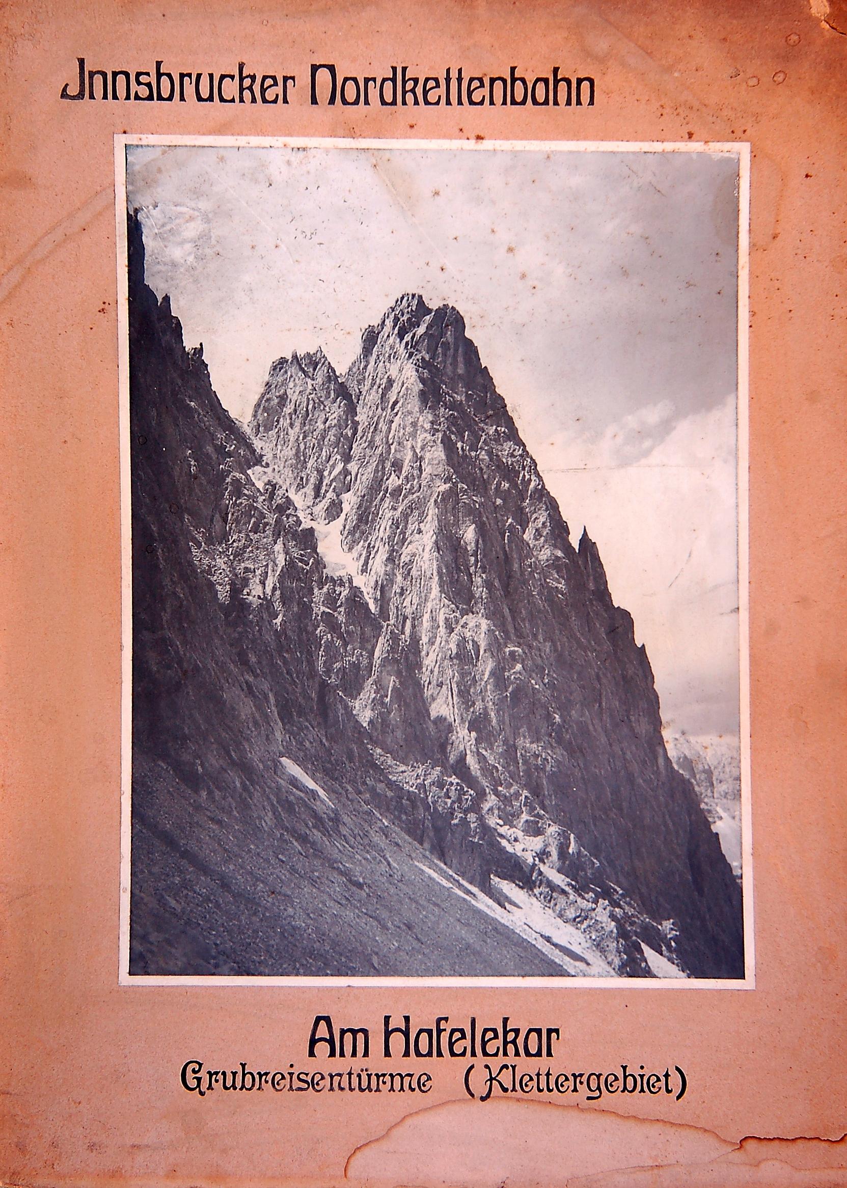 """""""wahrhaft Genußreiche Kletterei"""""""