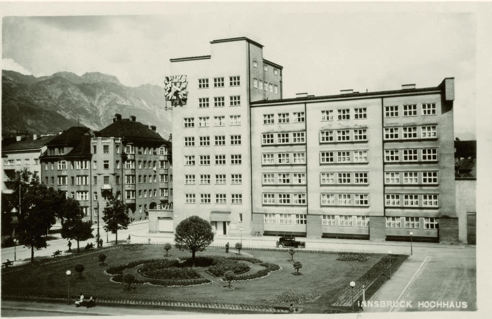 Als Innsbruck Fast Zur Großstadt Wurde