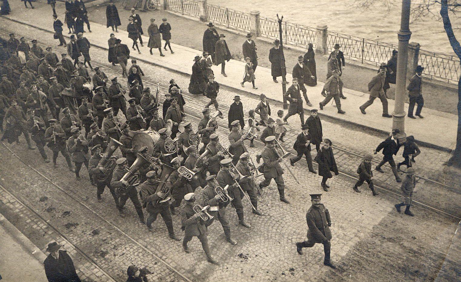 Bayerische Besatzung