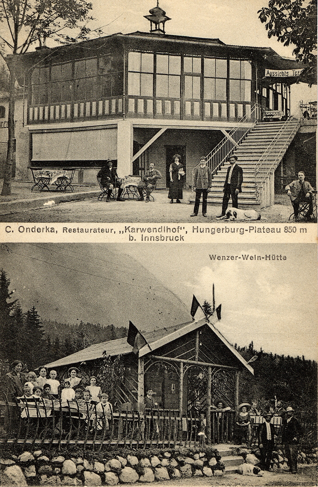 "Café-Restaurant ""Karwendelhof"""
