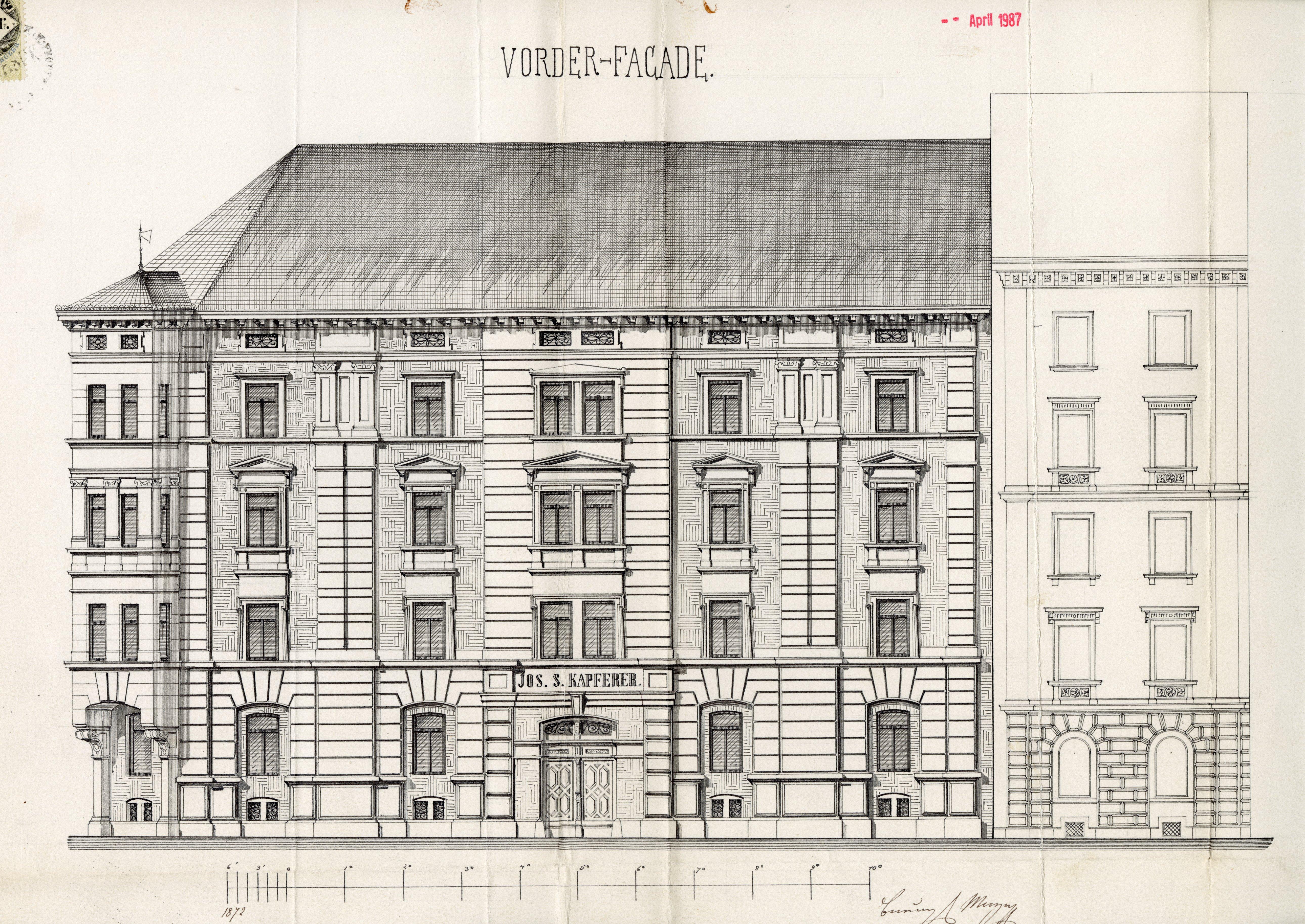 Ein Innsbrucker Gründerzeithaus