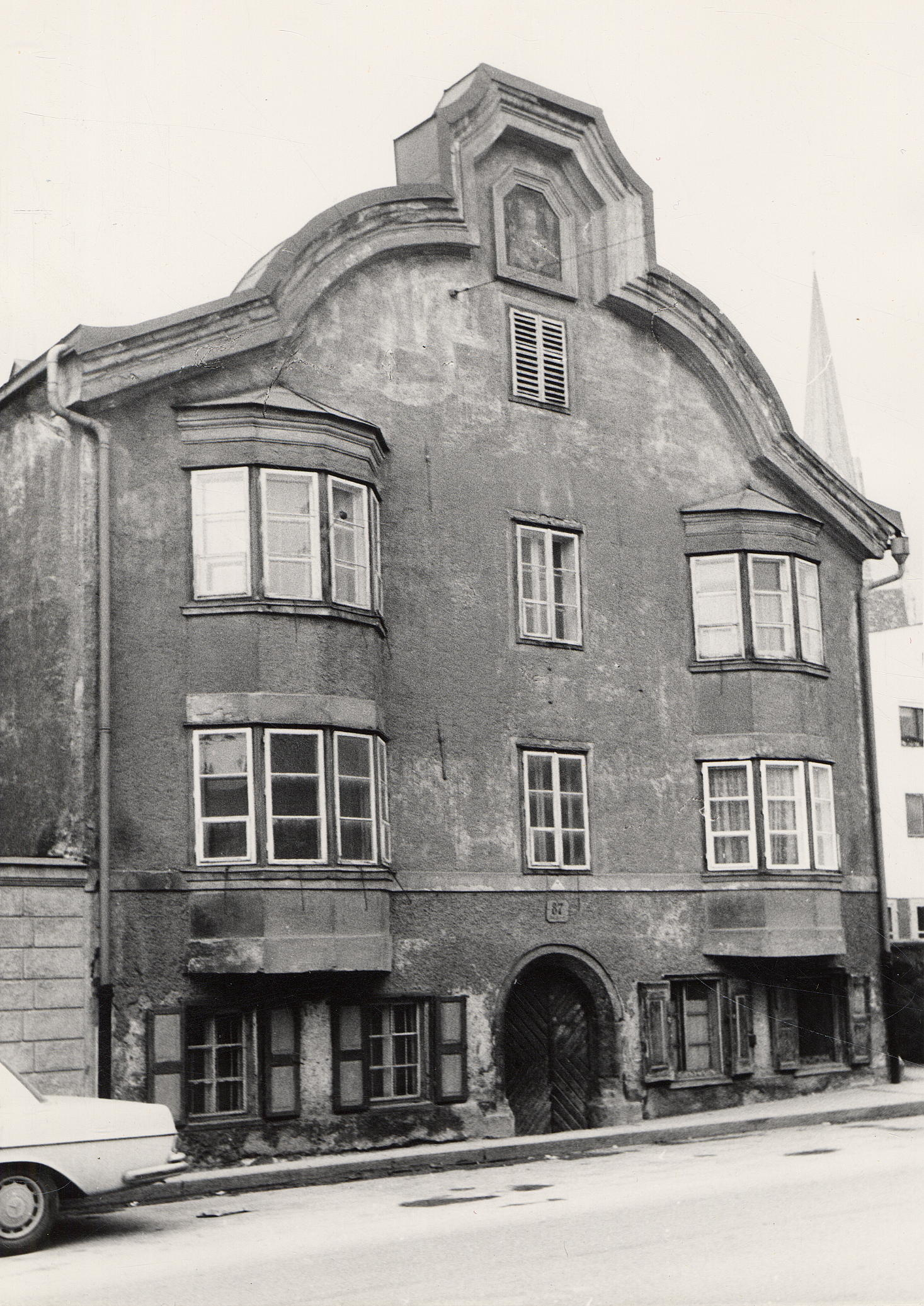 Vergessenes Großwild In Innsbruck
