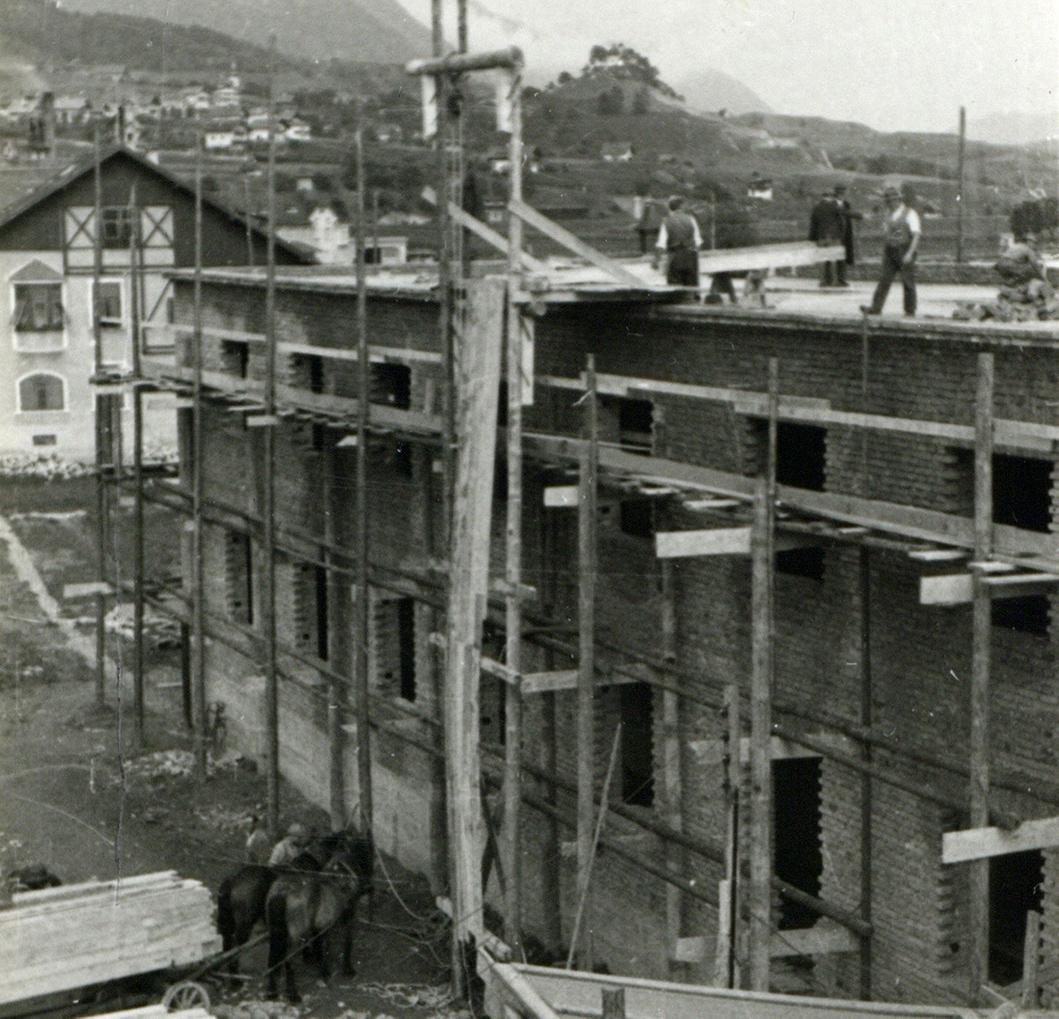 Eine Neue Kaserne Für Innsbruck II